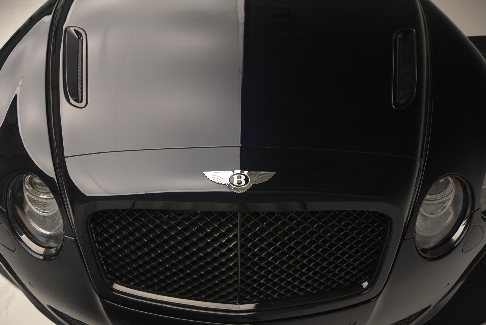 Used 2010 Bentley Continental Supersports  For Sale In Westport, CT 21_p17