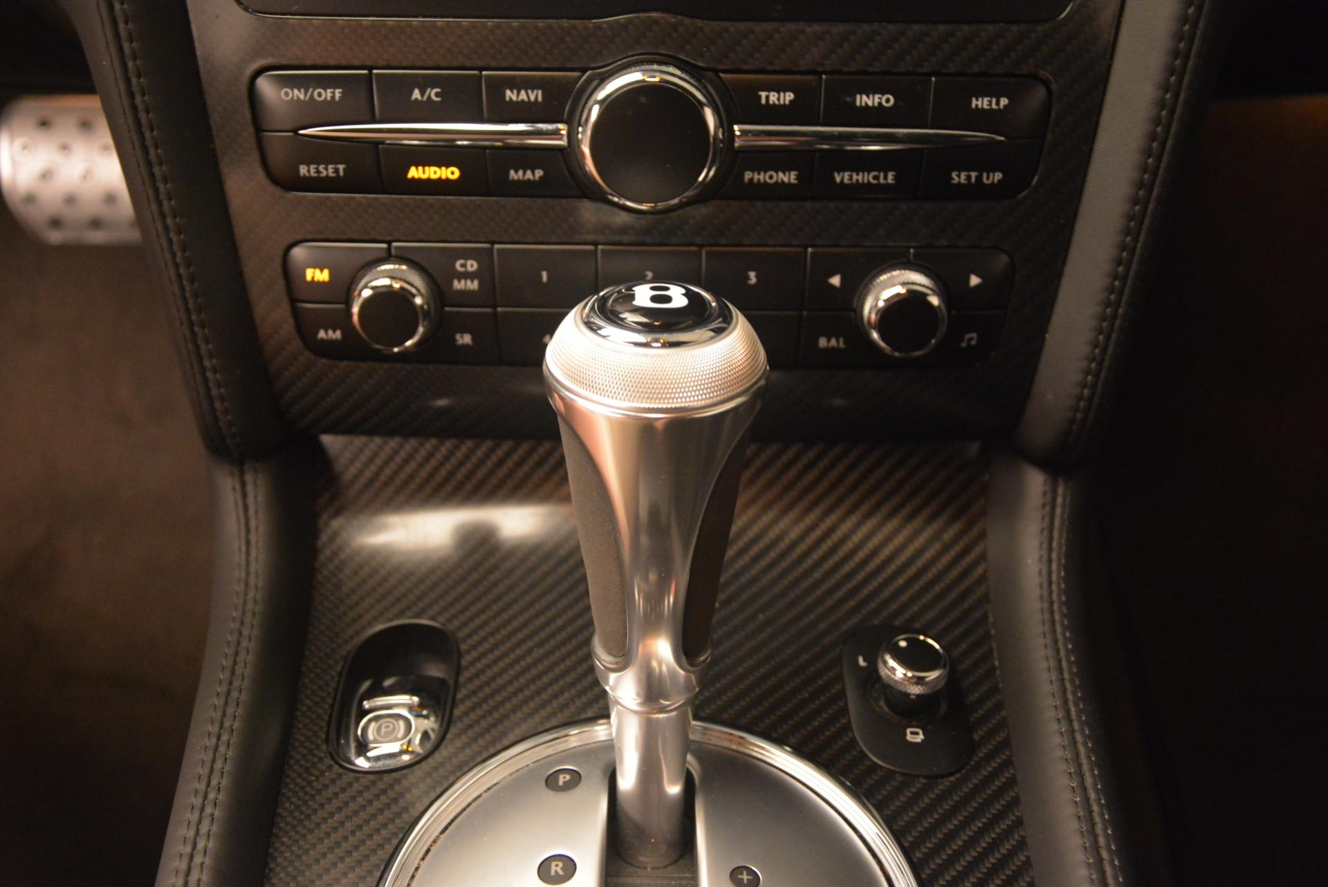 Used 2010 Bentley Continental Supersports  For Sale In Westport, CT 21_p35