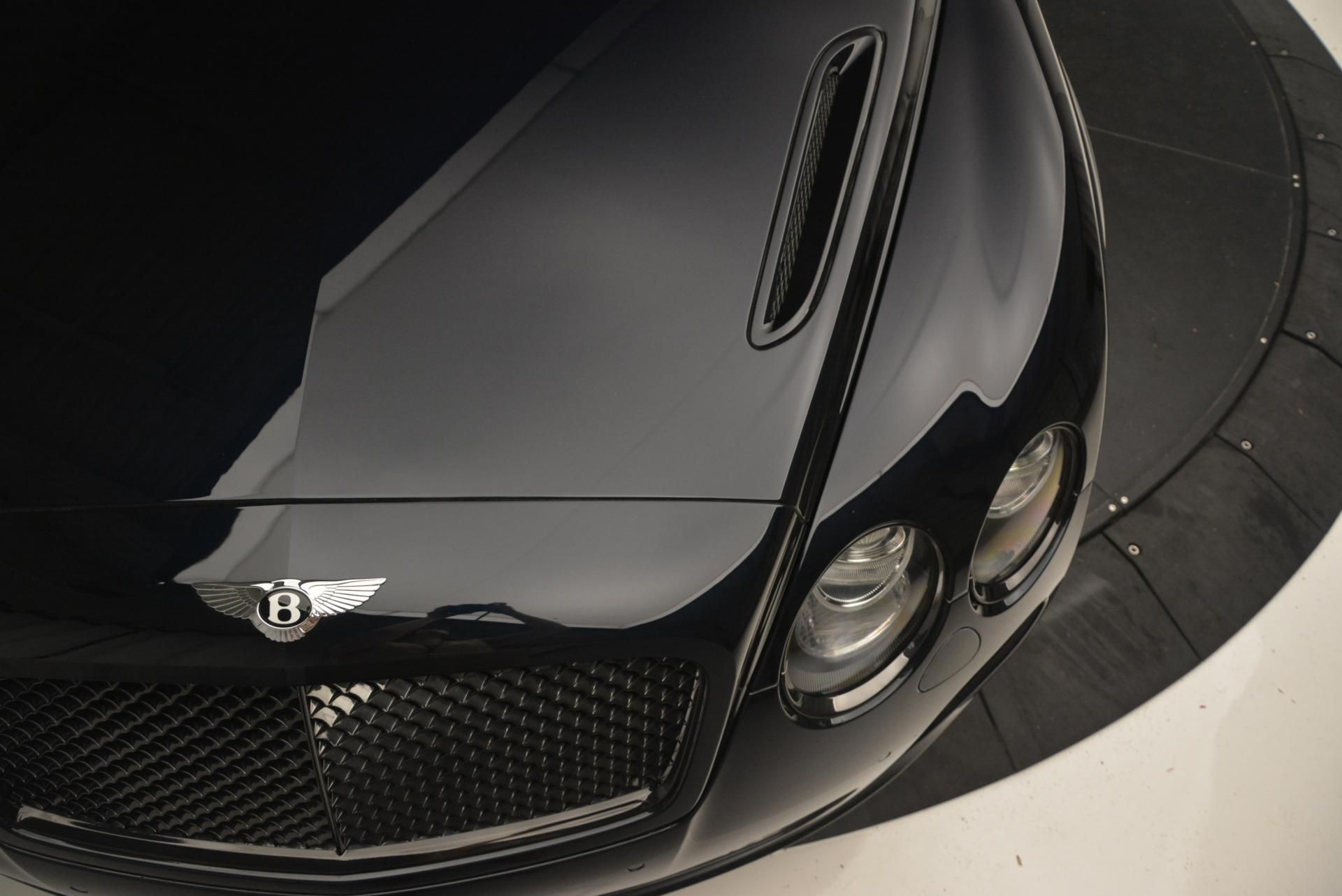 Used 2010 Bentley Continental Supersports  For Sale In Westport, CT 21_p42