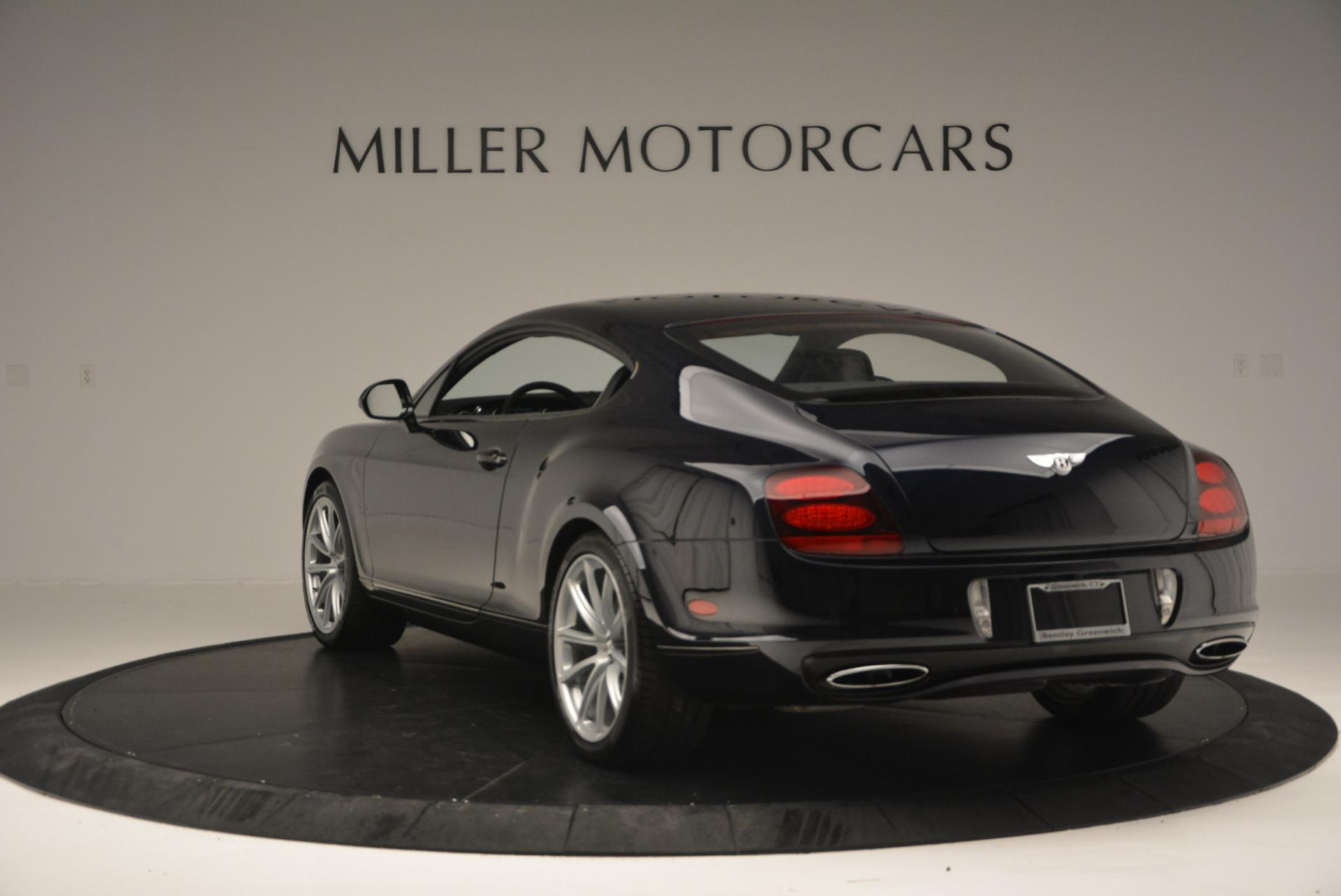 Used 2010 Bentley Continental Supersports  For Sale In Westport, CT 21_p5