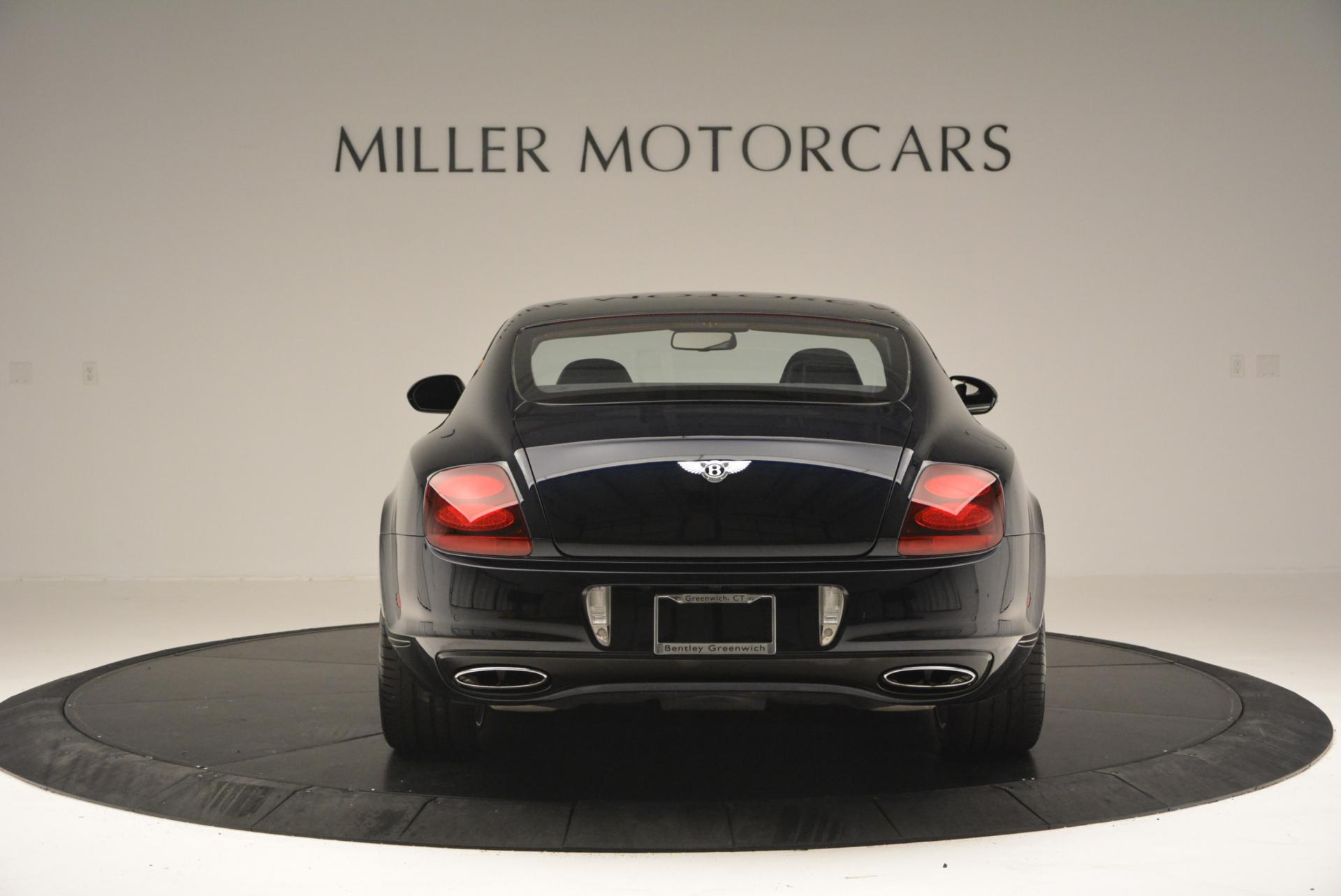 Used 2010 Bentley Continental Supersports  For Sale In Westport, CT 21_p6
