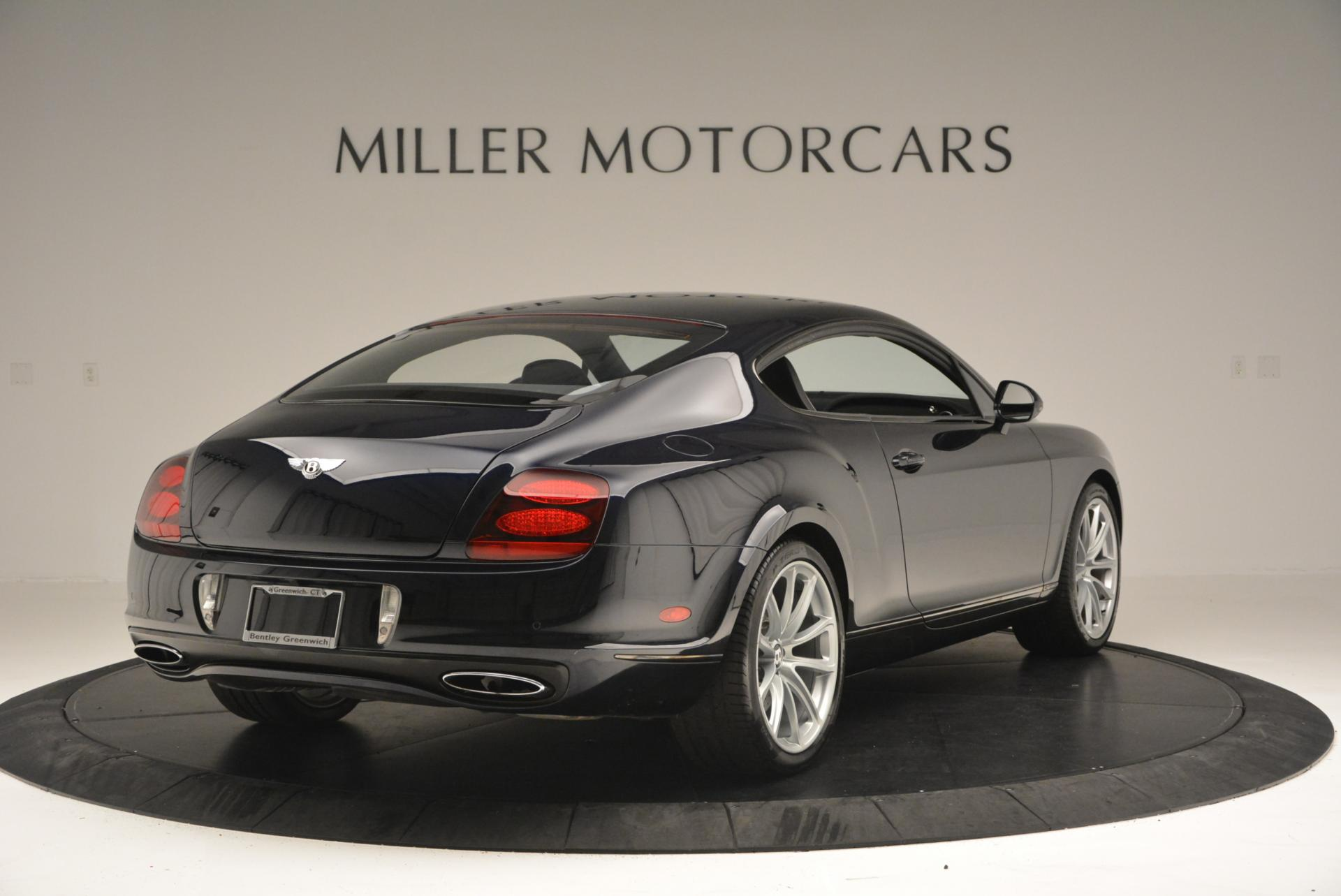 Used 2010 Bentley Continental Supersports  For Sale In Westport, CT 21_p7