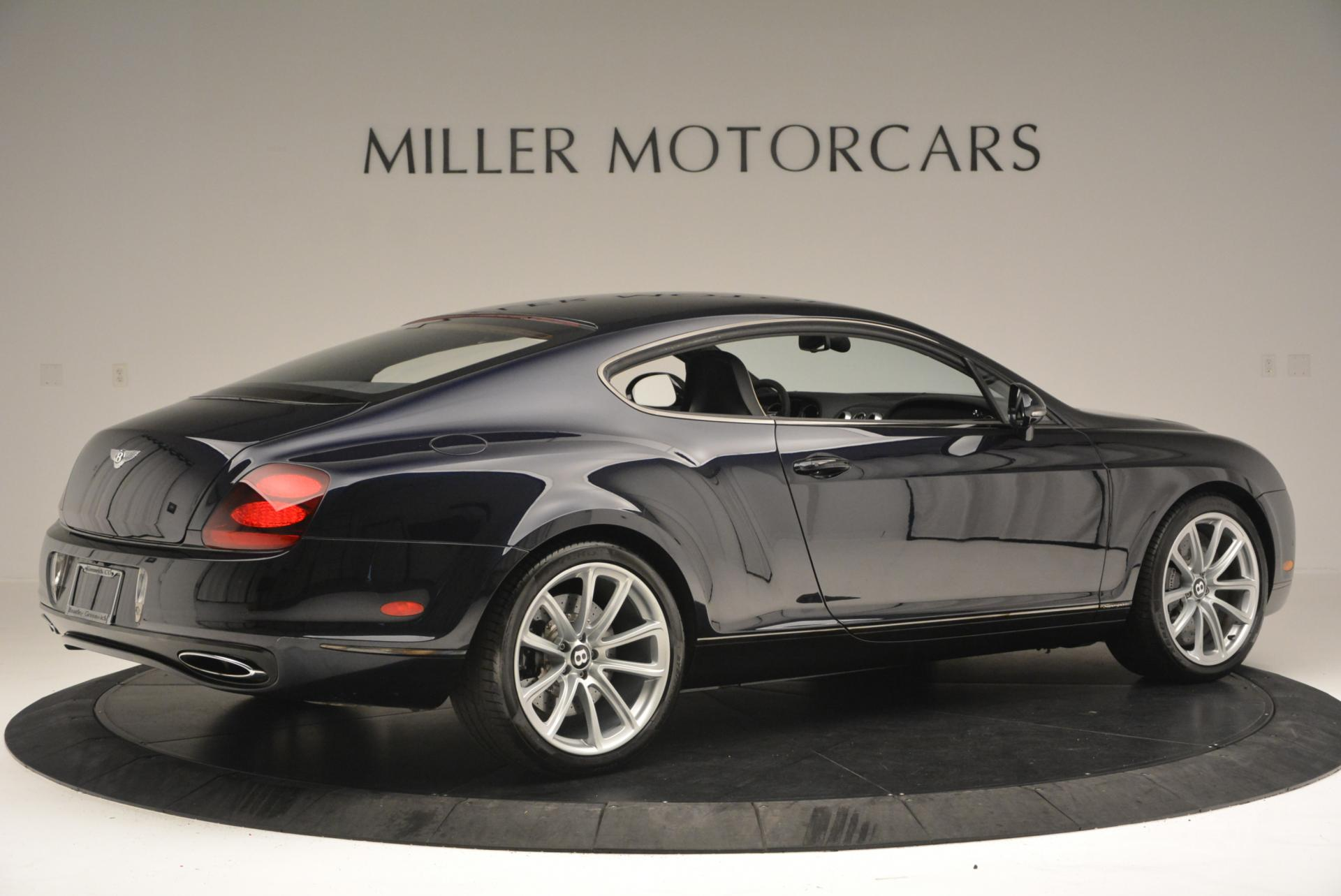 Used 2010 Bentley Continental Supersports  For Sale In Westport, CT 21_p8