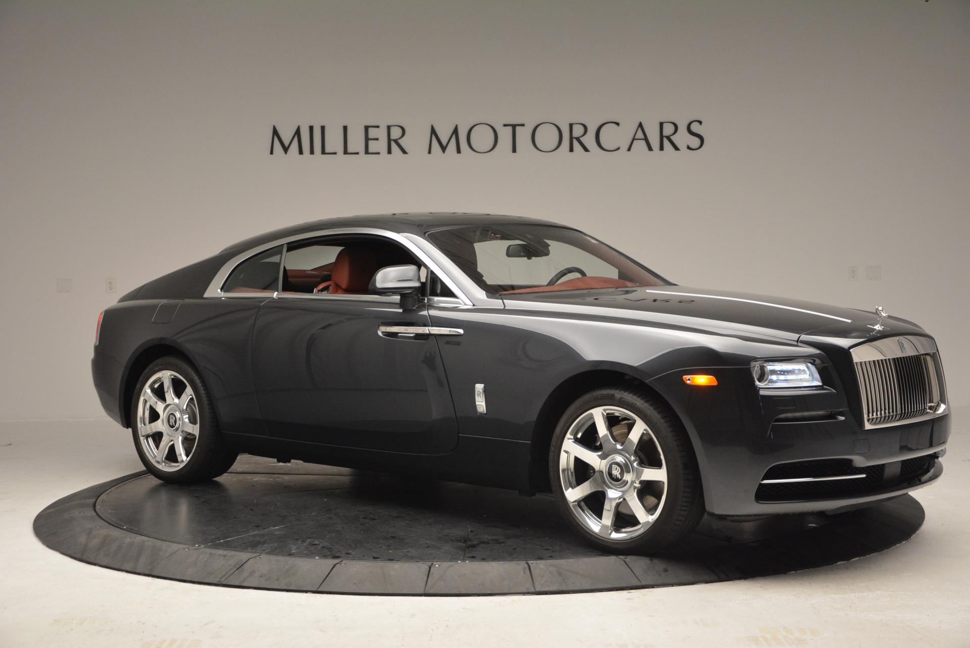 Used 2016 Rolls-Royce Wraith  For Sale In Westport, CT 210_p12