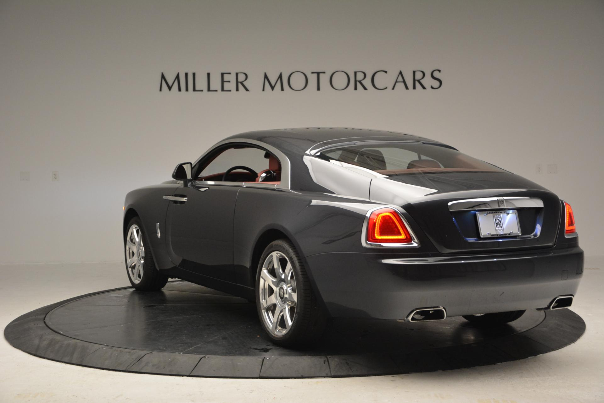 Used 2016 Rolls-Royce Wraith  For Sale In Westport, CT 210_p4