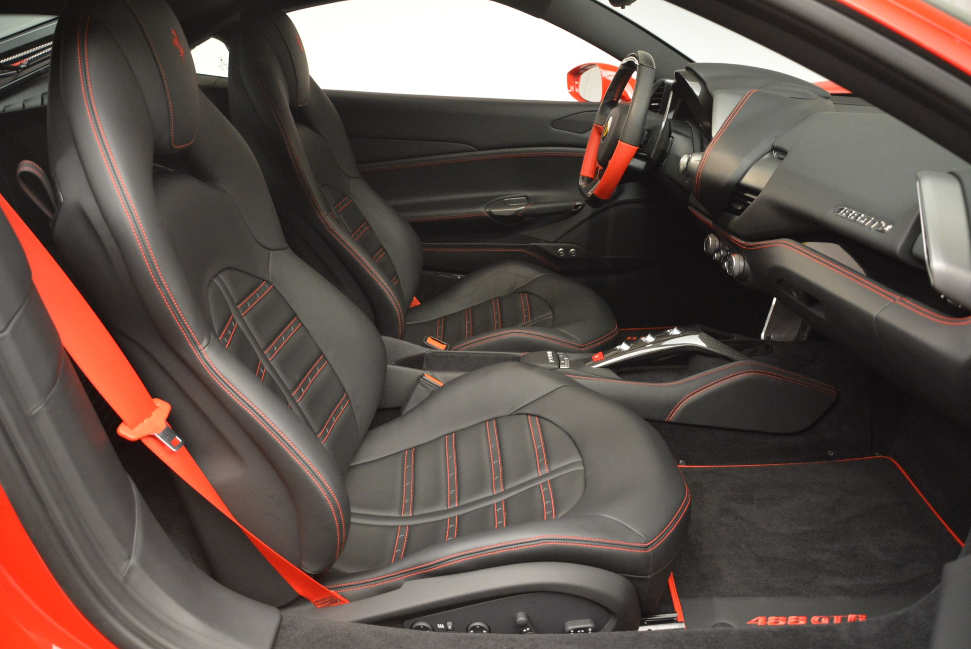 Used 2016 Ferrari 488 GTB  For Sale In Westport, CT 2101_p18