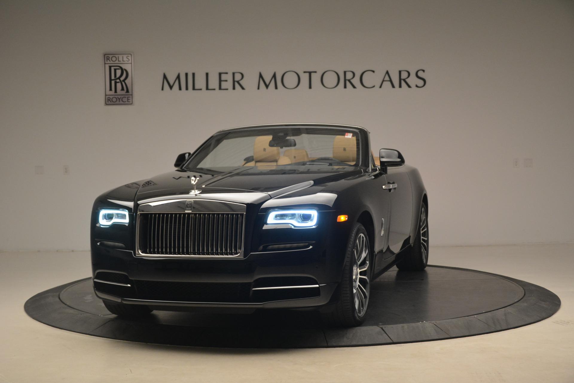Used 2018 Rolls-Royce Dawn  For Sale In Westport, CT 2105_main