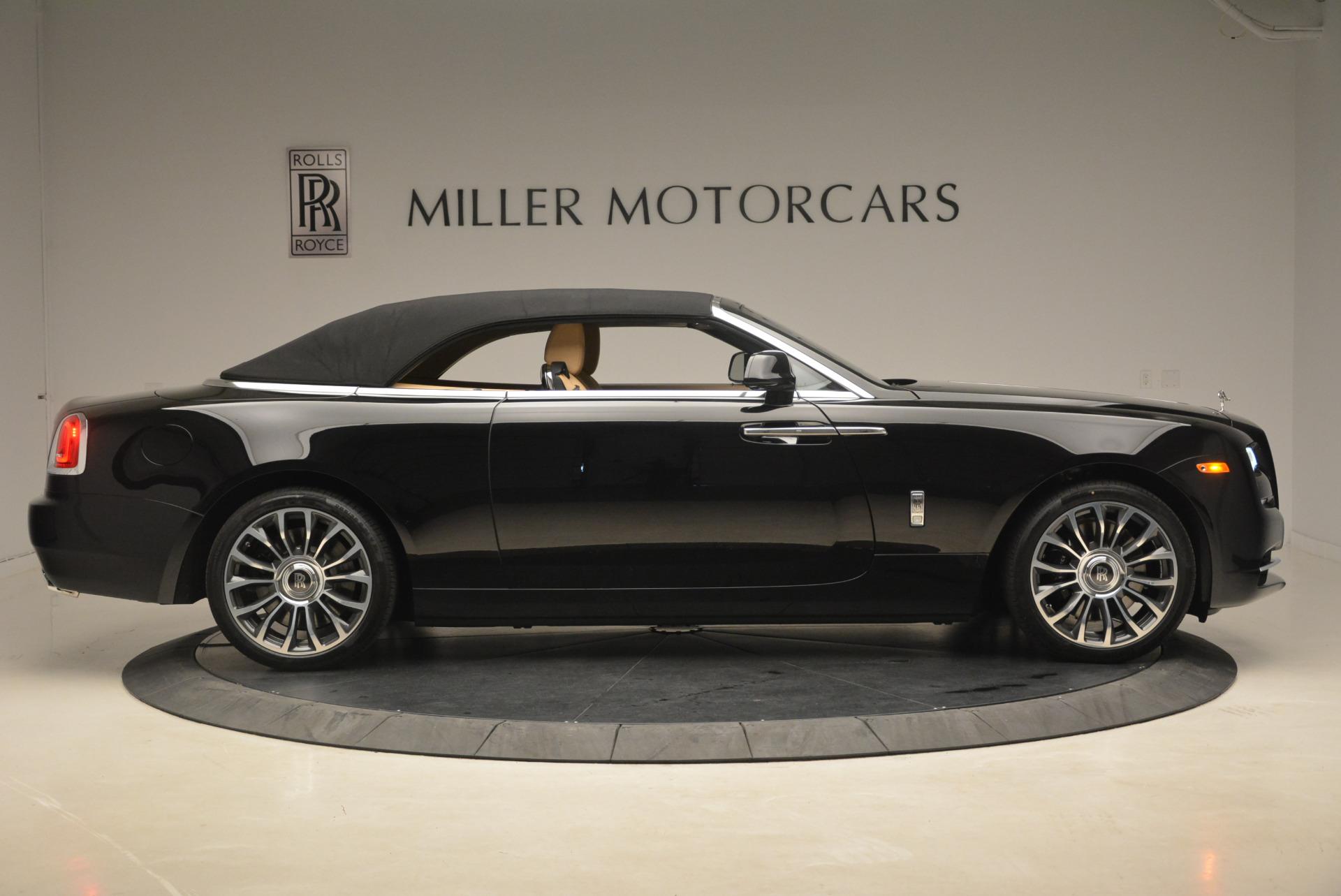 Used 2018 Rolls-Royce Dawn  For Sale In Westport, CT 2105_p17