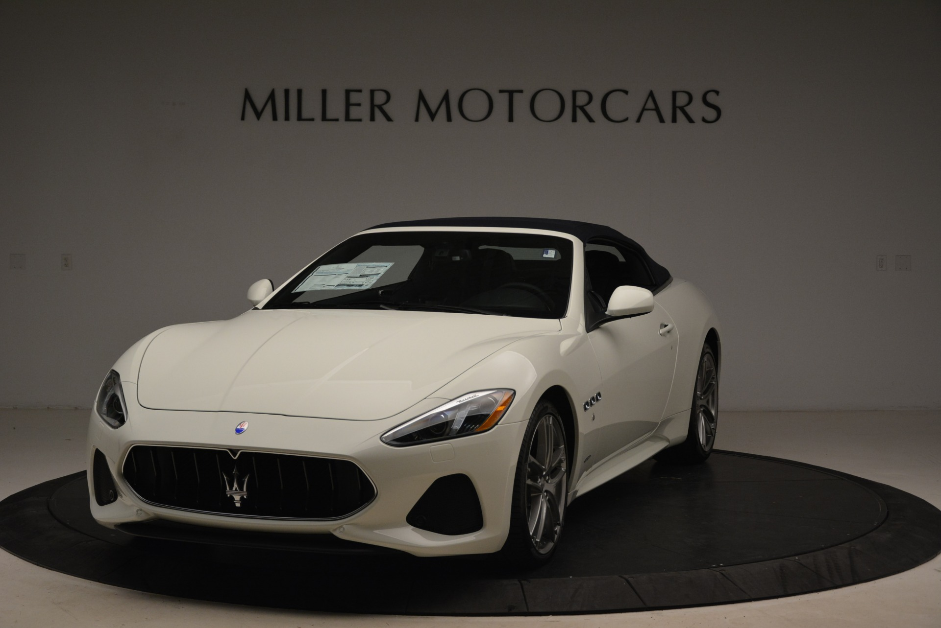 New 2018 Maserati GranTurismo Sport Convertible For Sale In Westport, CT 2106_p14