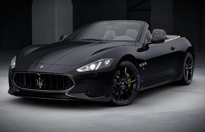 New 2018 Maserati GranTurismo Sport Convertible For Sale In Westport, CT 2108_main