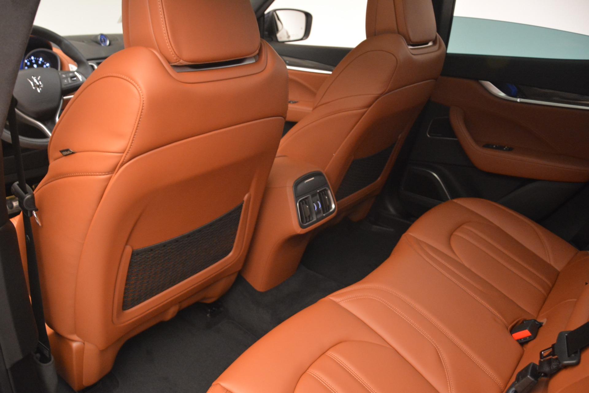 New 2018 Maserati Levante Q4 GranSport For Sale In Westport, CT 2110_p17
