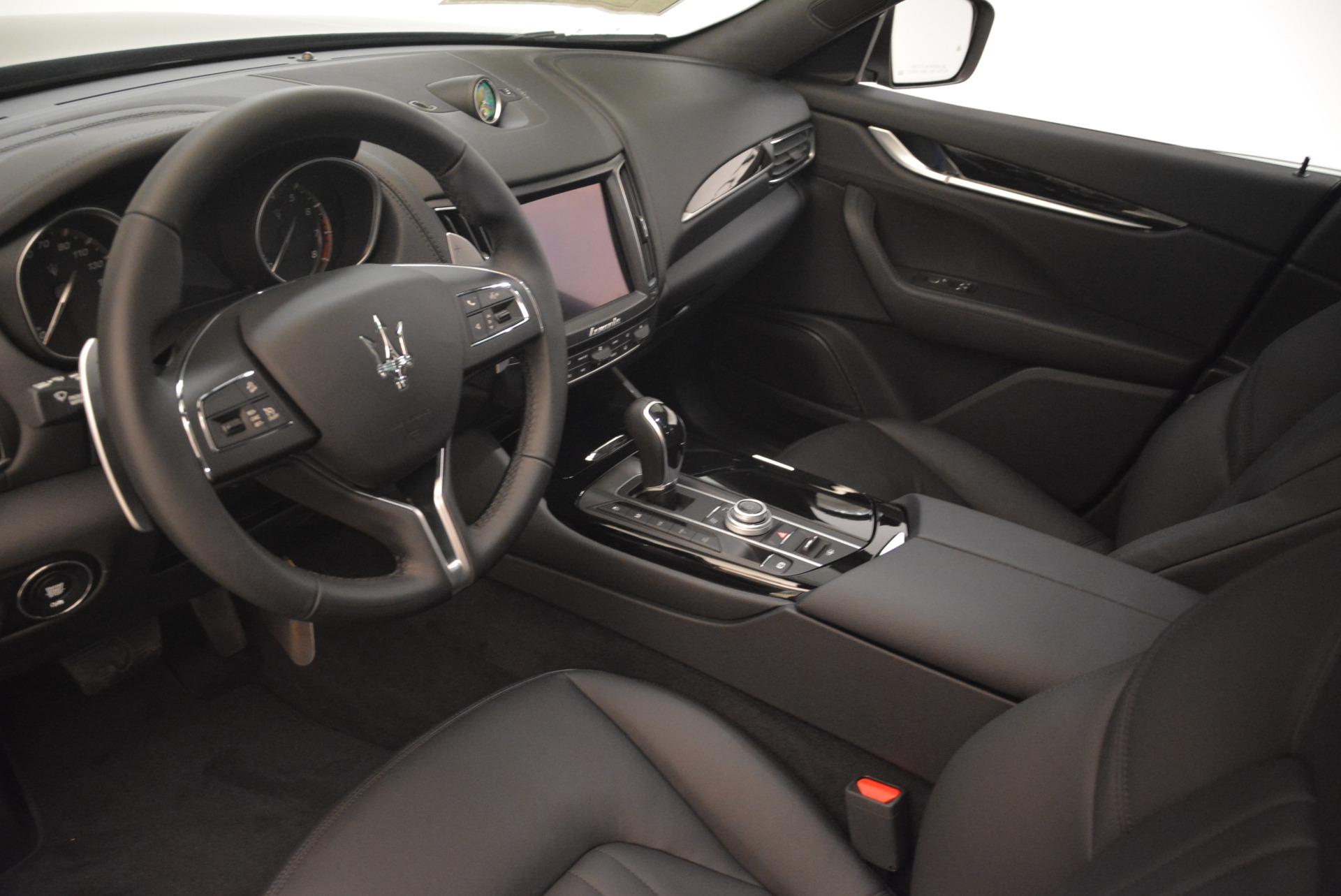New 2018 Maserati Levante Q4 For Sale In Westport, CT 2113_p12