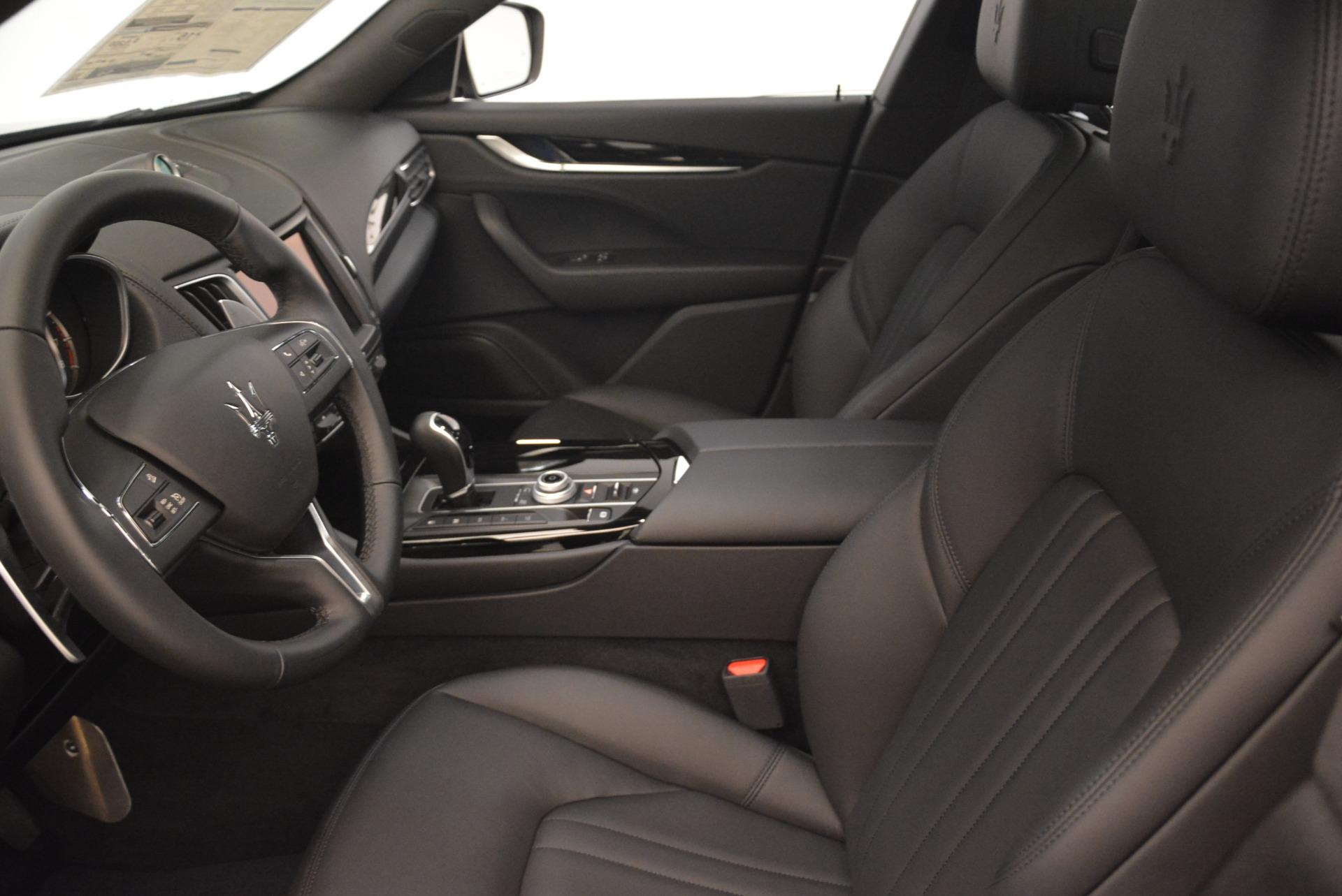 New 2018 Maserati Levante Q4 For Sale In Westport, CT 2113_p13