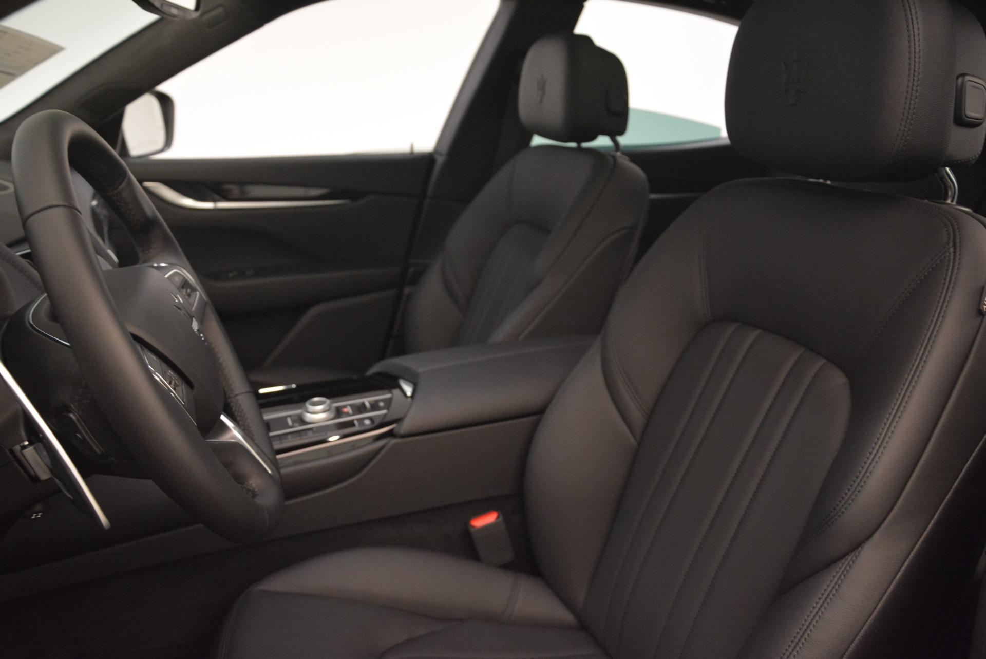New 2018 Maserati Levante Q4 For Sale In Westport, CT 2113_p14
