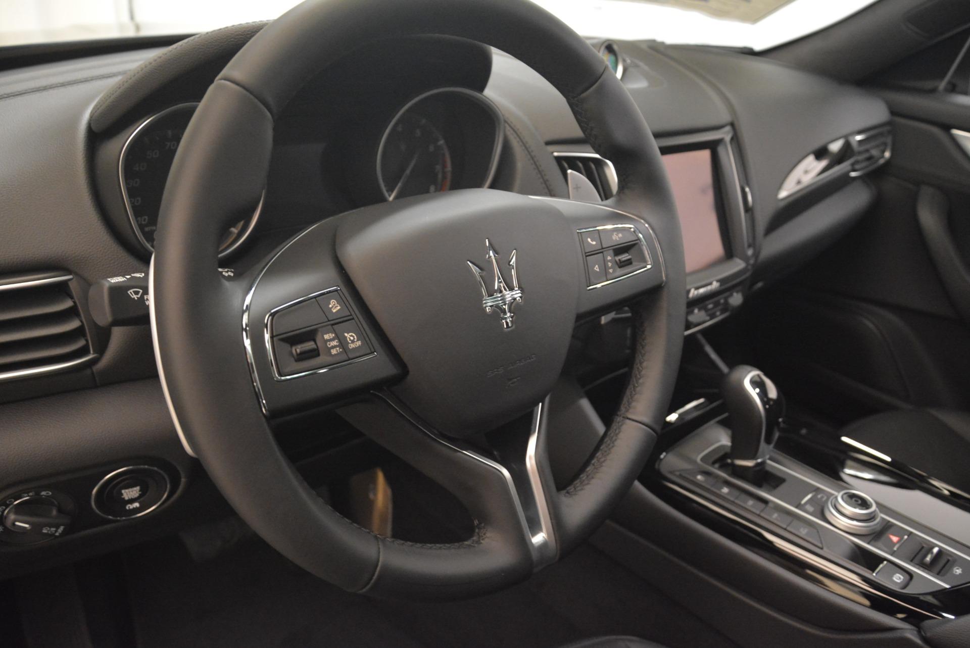 New 2018 Maserati Levante Q4 For Sale In Westport, CT 2113_p15