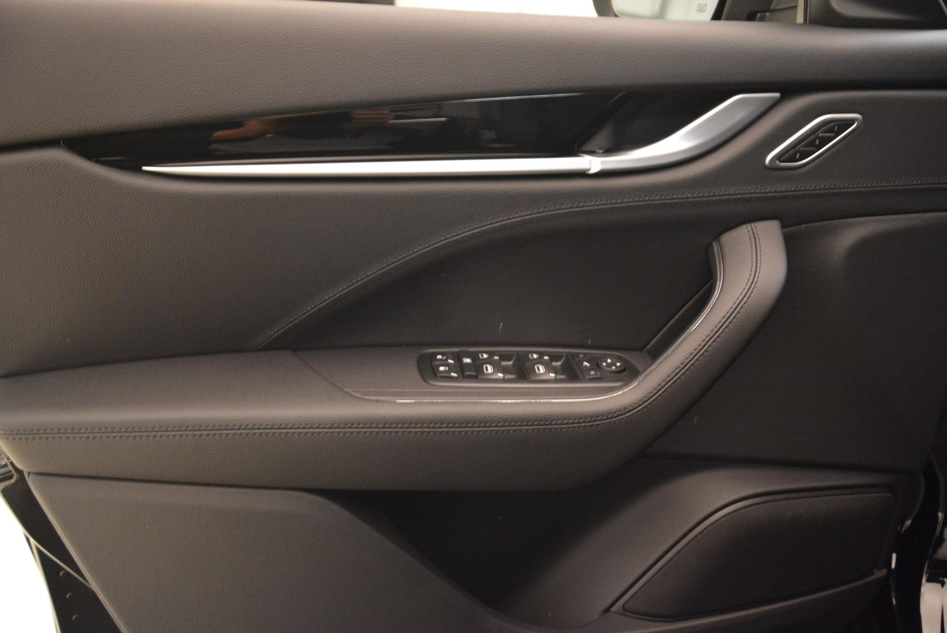New 2018 Maserati Levante Q4 For Sale In Westport, CT 2113_p16