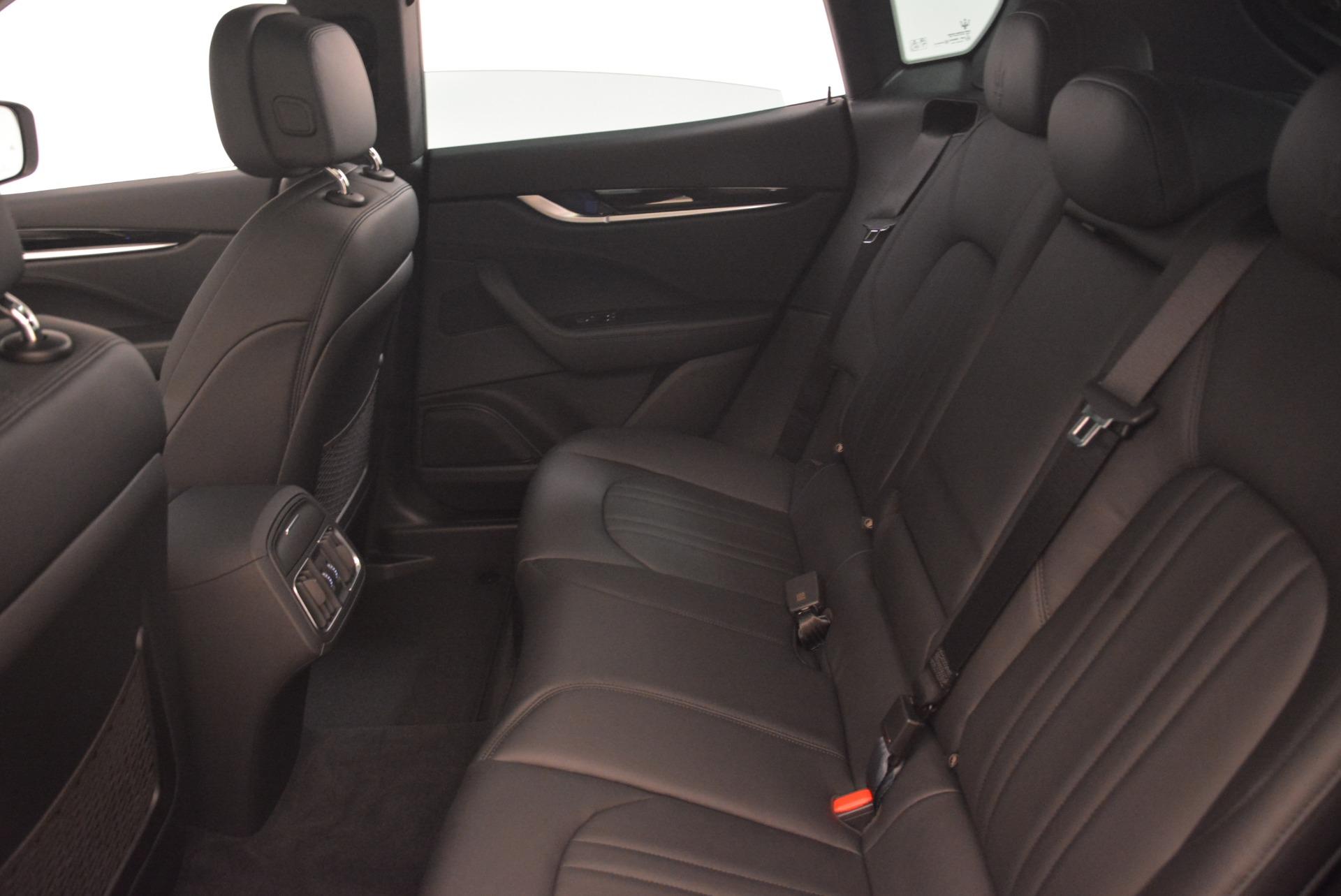 New 2018 Maserati Levante Q4 For Sale In Westport, CT 2113_p18