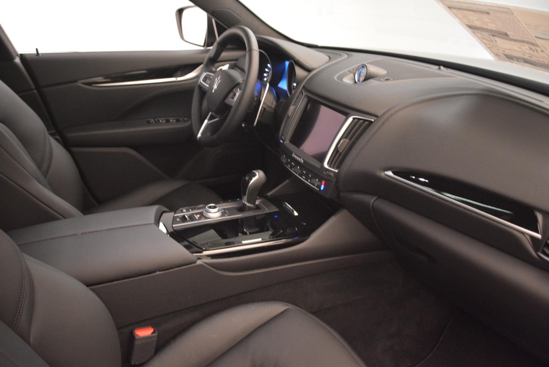 New 2018 Maserati Levante Q4 For Sale In Westport, CT 2113_p20