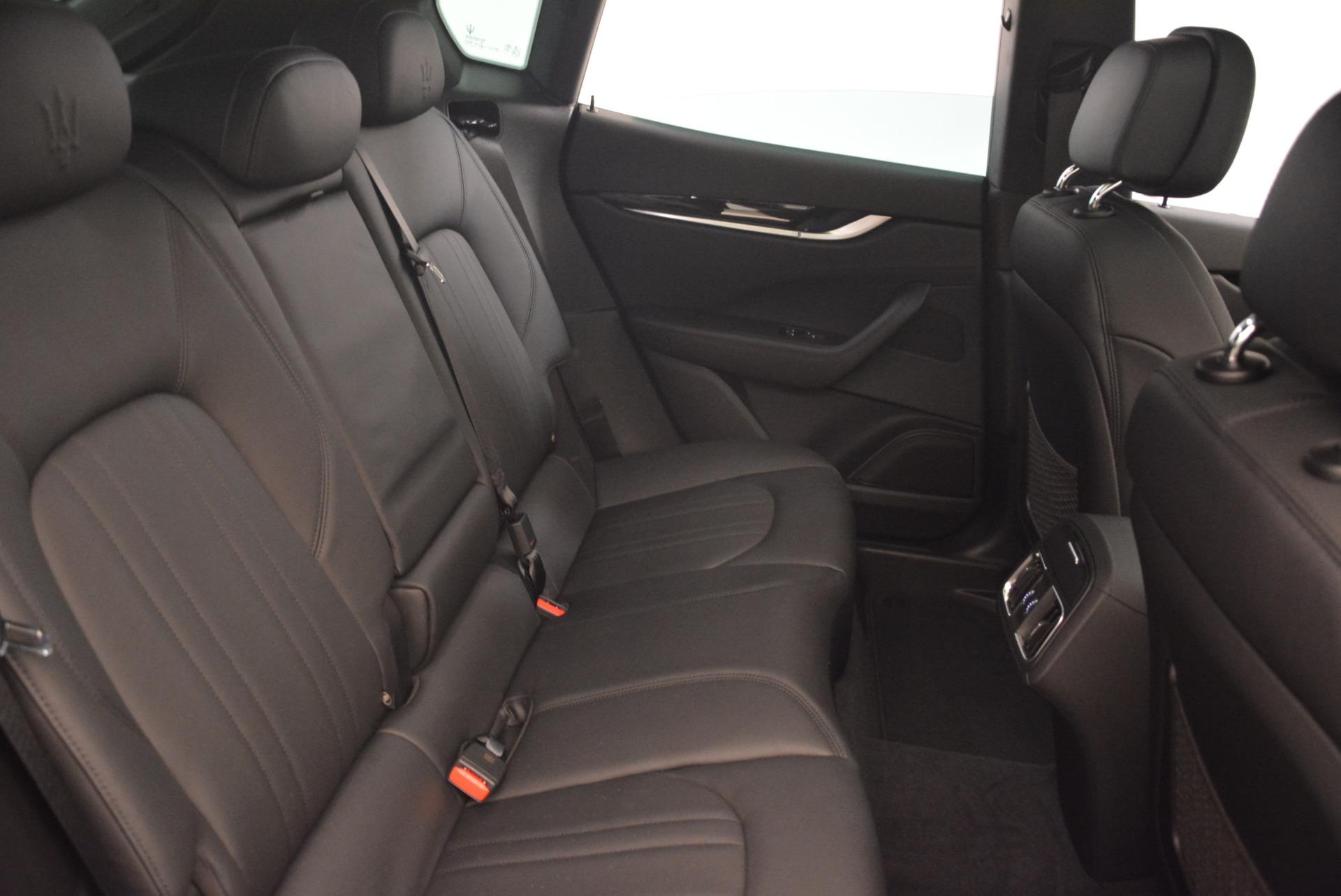 New 2018 Maserati Levante Q4 For Sale In Westport, CT 2113_p24