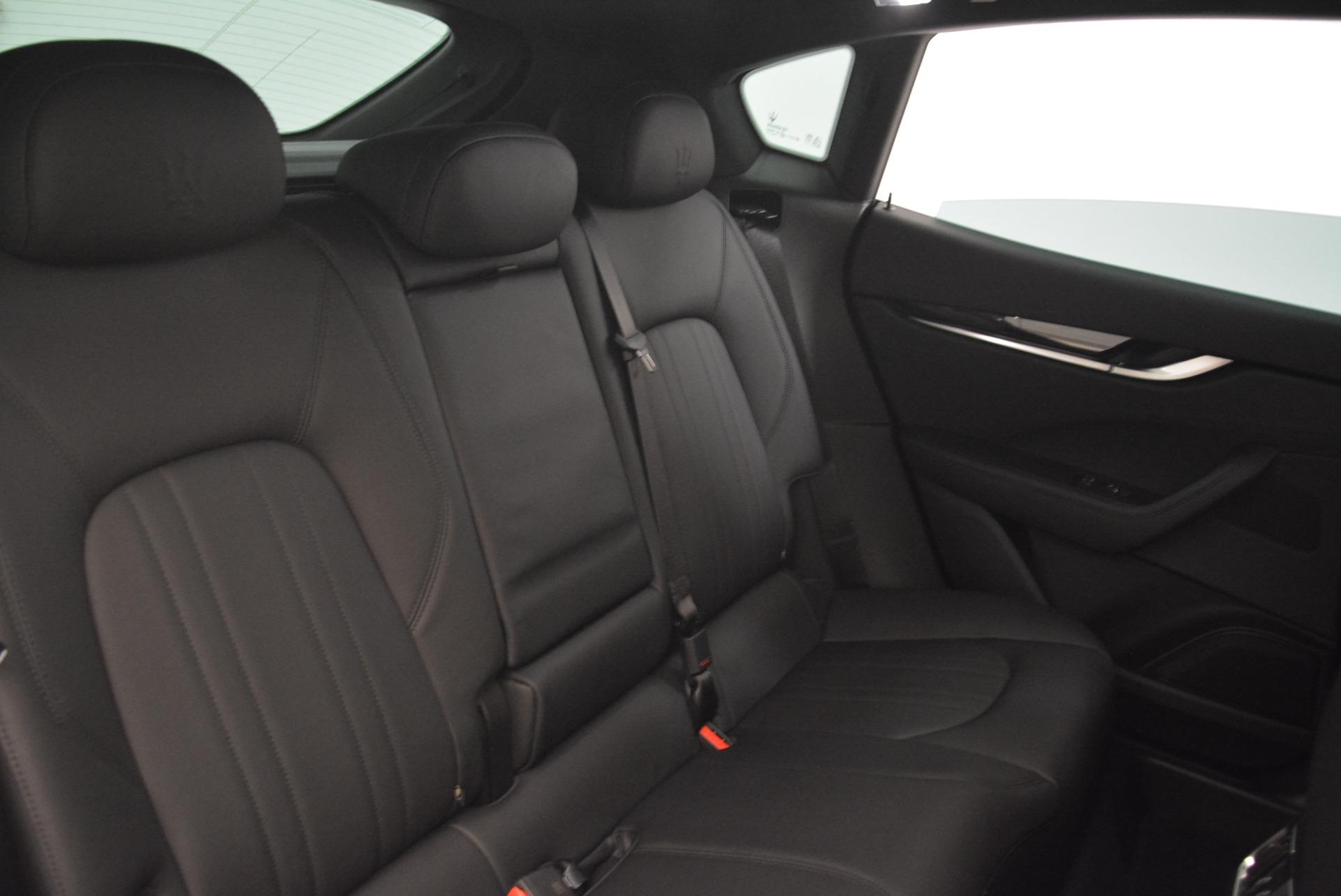 New 2018 Maserati Levante Q4 For Sale In Westport, CT 2113_p25