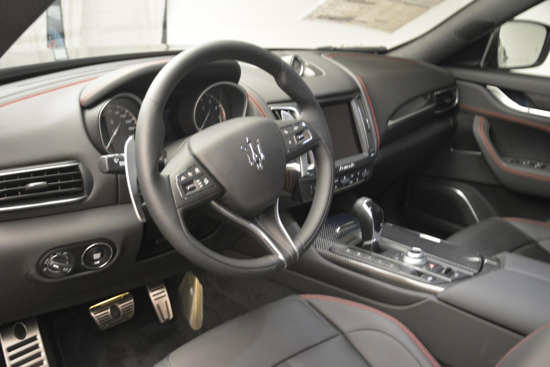 New 2018 Maserati Levante S Q4 Gransport For Sale In Westport, CT 2114_p13