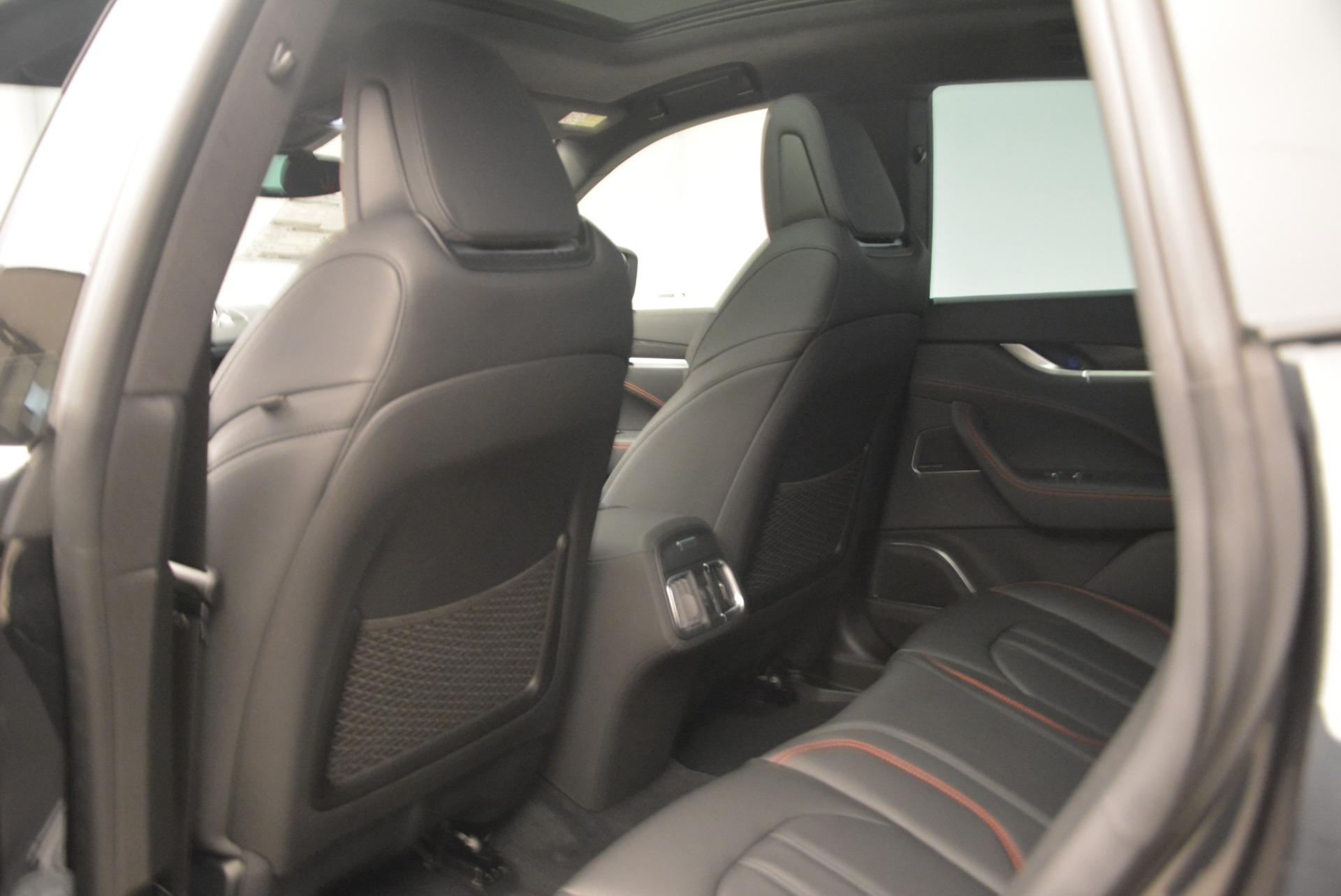 New 2018 Maserati Levante S Q4 Gransport For Sale In Westport, CT 2114_p20