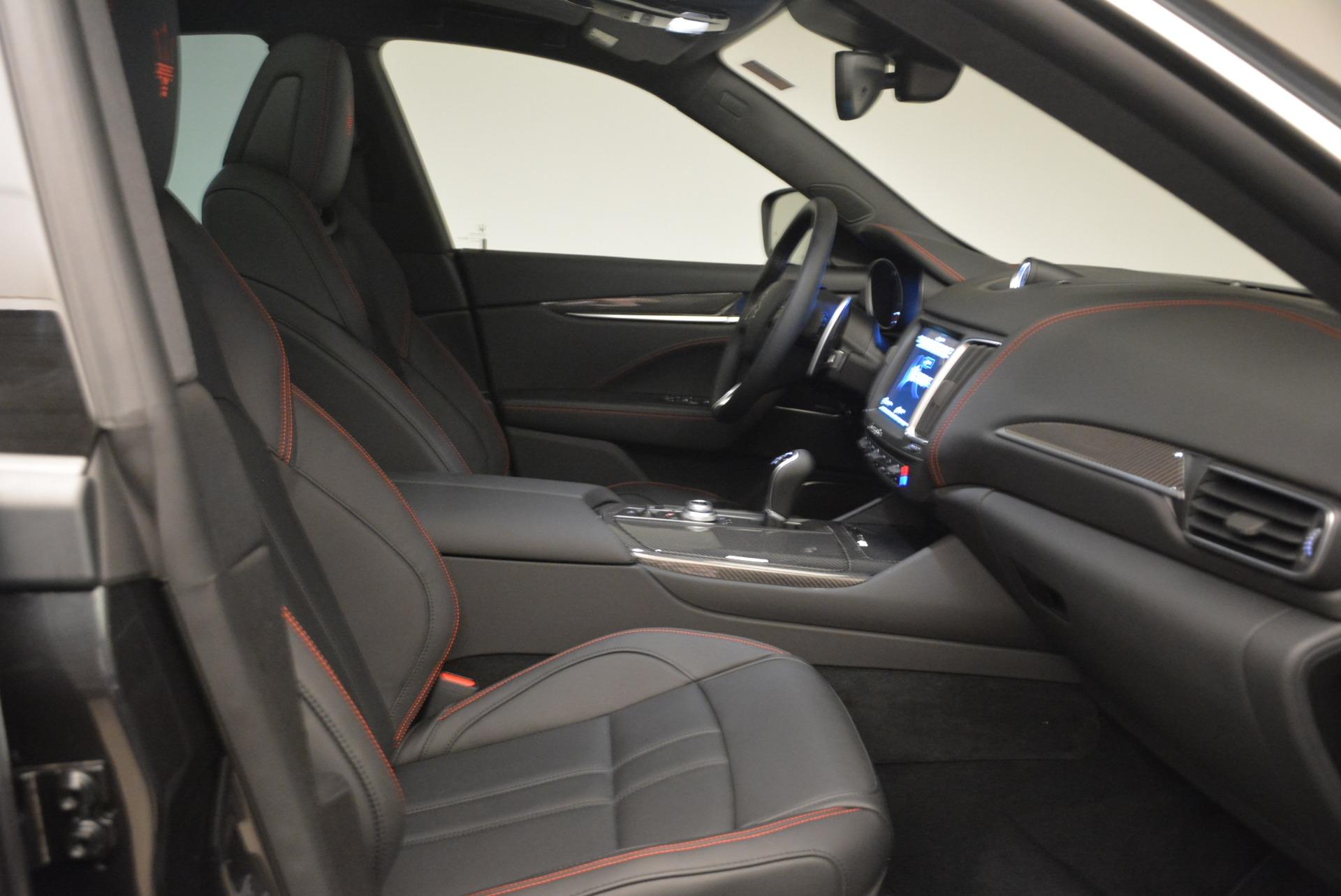 New 2018 Maserati Levante S Q4 Gransport For Sale In Westport, CT 2114_p22