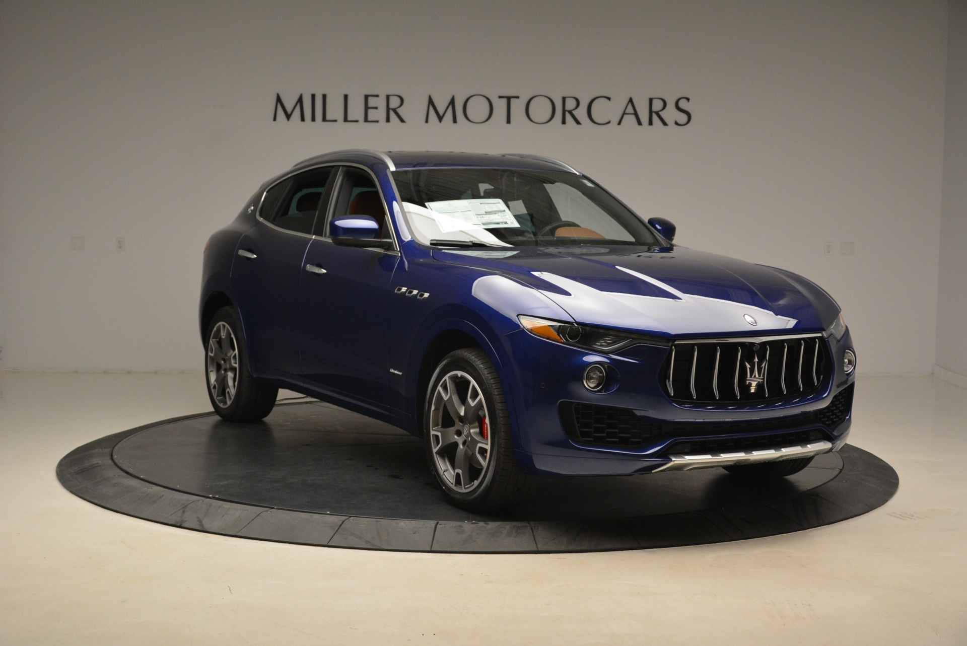 New 2018 Maserati Levante Q4 GranLusso For Sale In Westport, CT 2117_p10