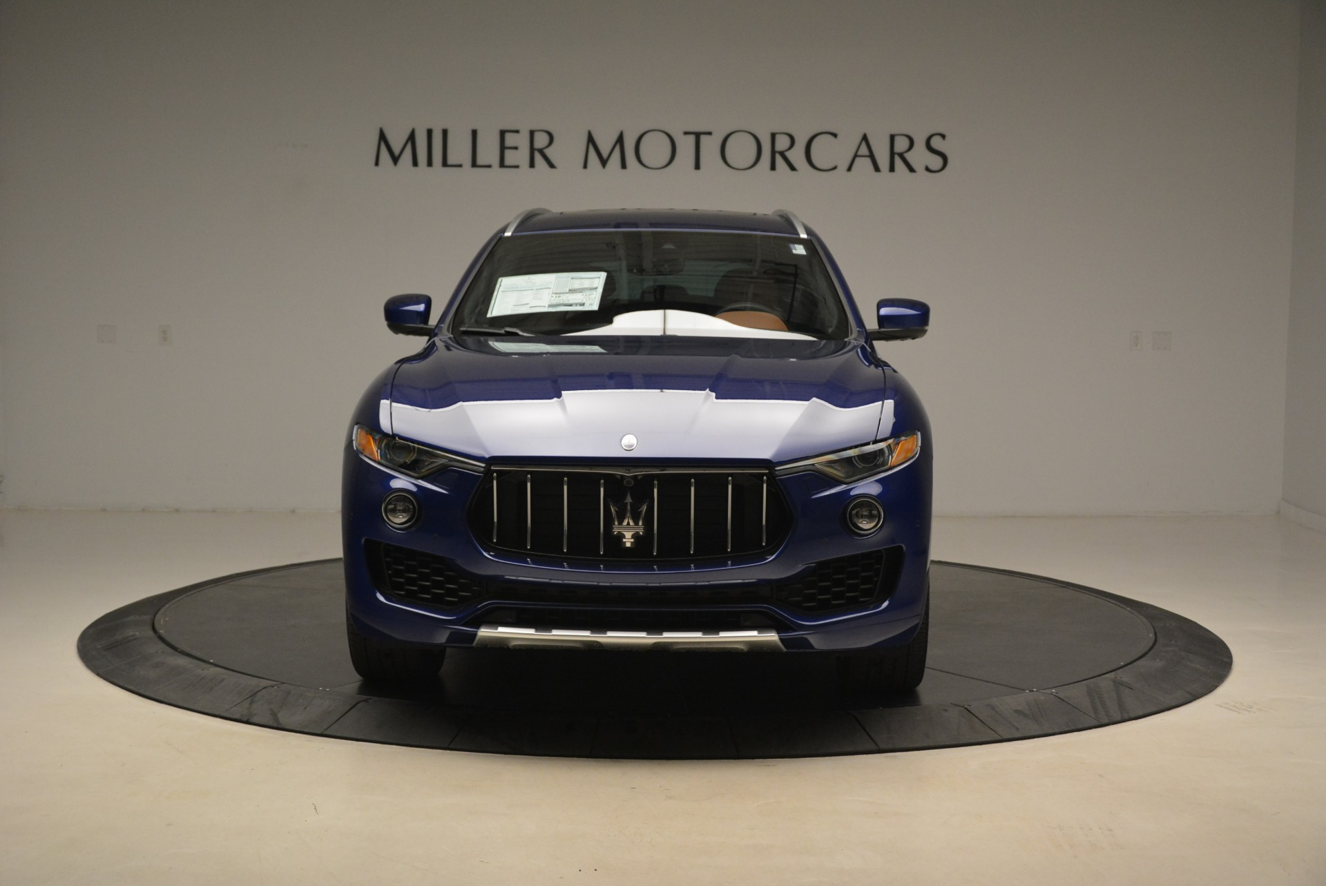 New 2018 Maserati Levante Q4 GranLusso For Sale In Westport, CT 2117_p11