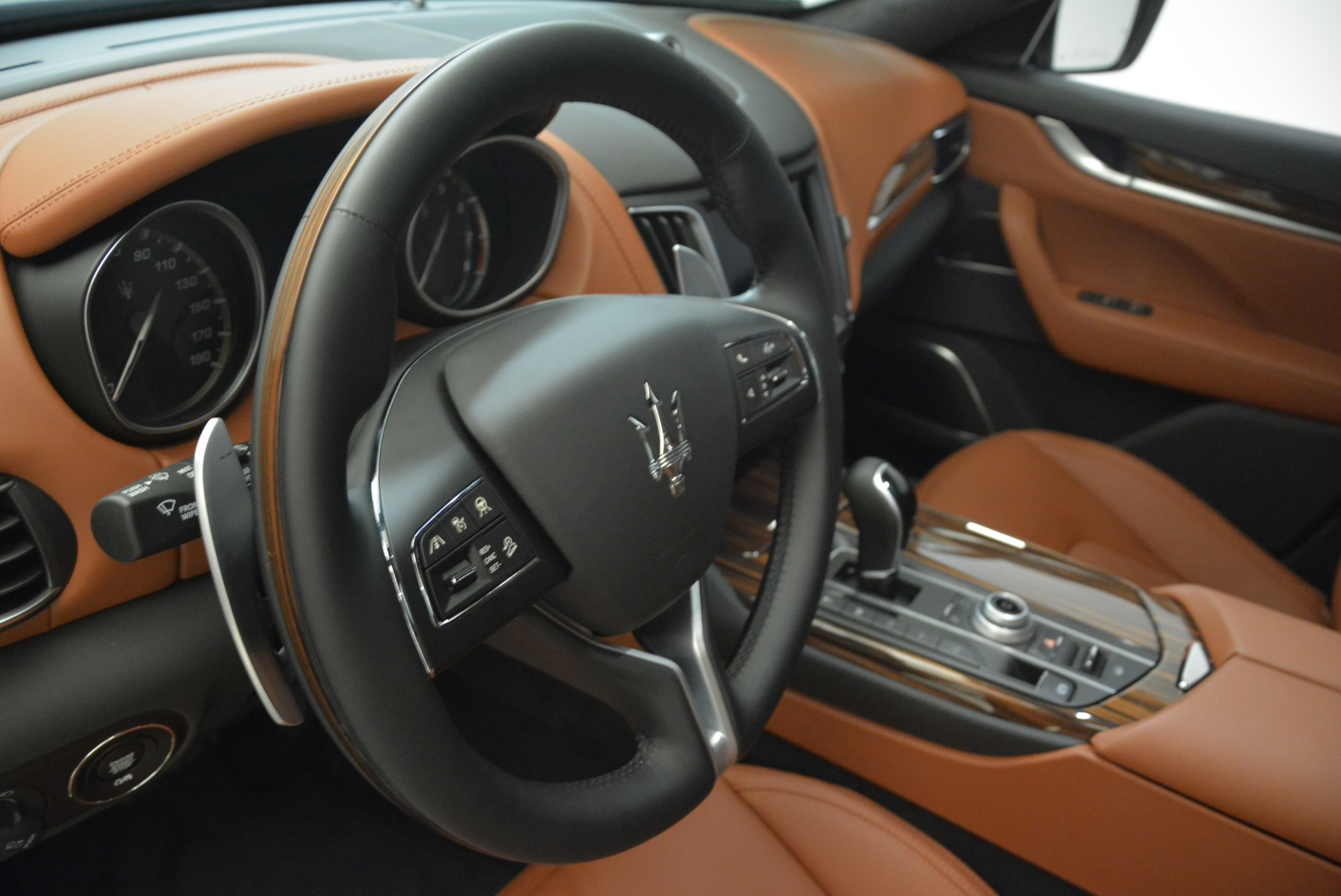New 2018 Maserati Levante Q4 GranLusso For Sale In Westport, CT 2117_p15
