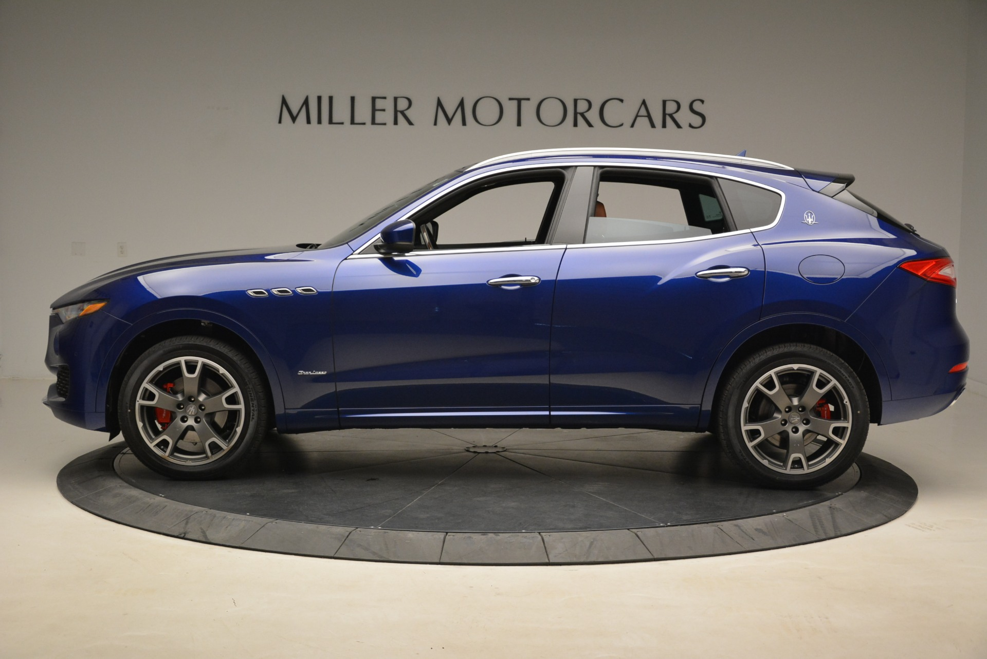 New 2018 Maserati Levante Q4 GranLusso For Sale In Westport, CT 2117_p2
