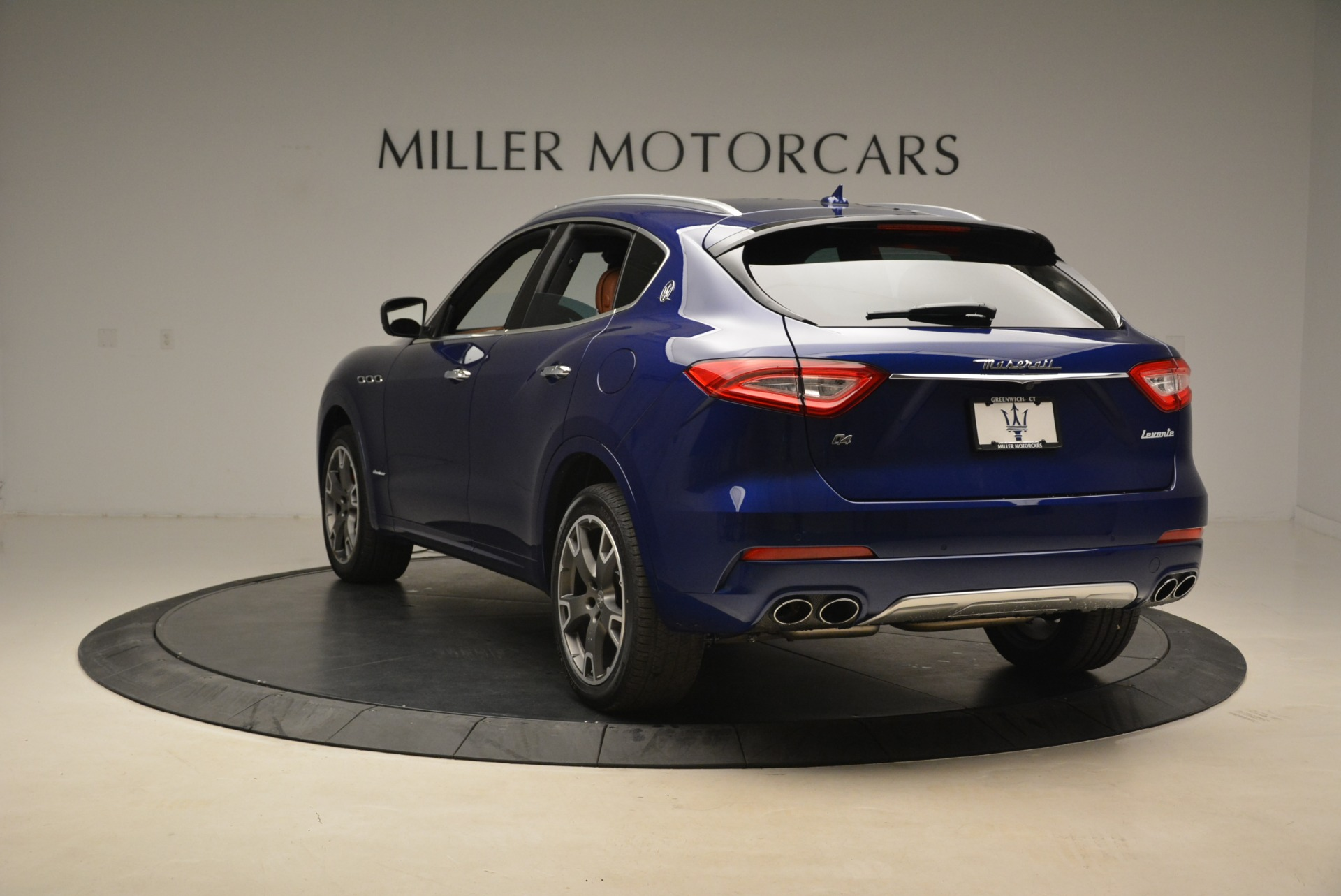 New 2018 Maserati Levante Q4 GranLusso For Sale In Westport, CT 2117_p4