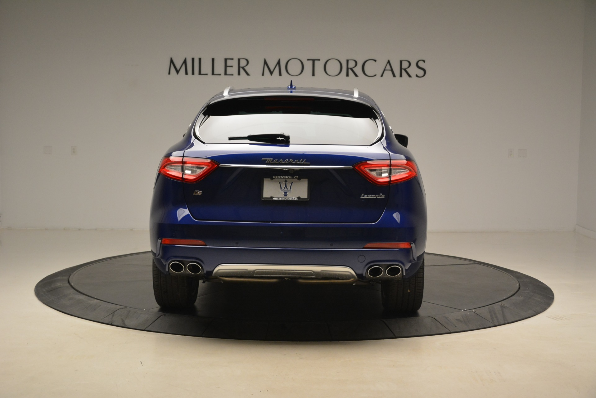 New 2018 Maserati Levante Q4 GranLusso For Sale In Westport, CT 2117_p5