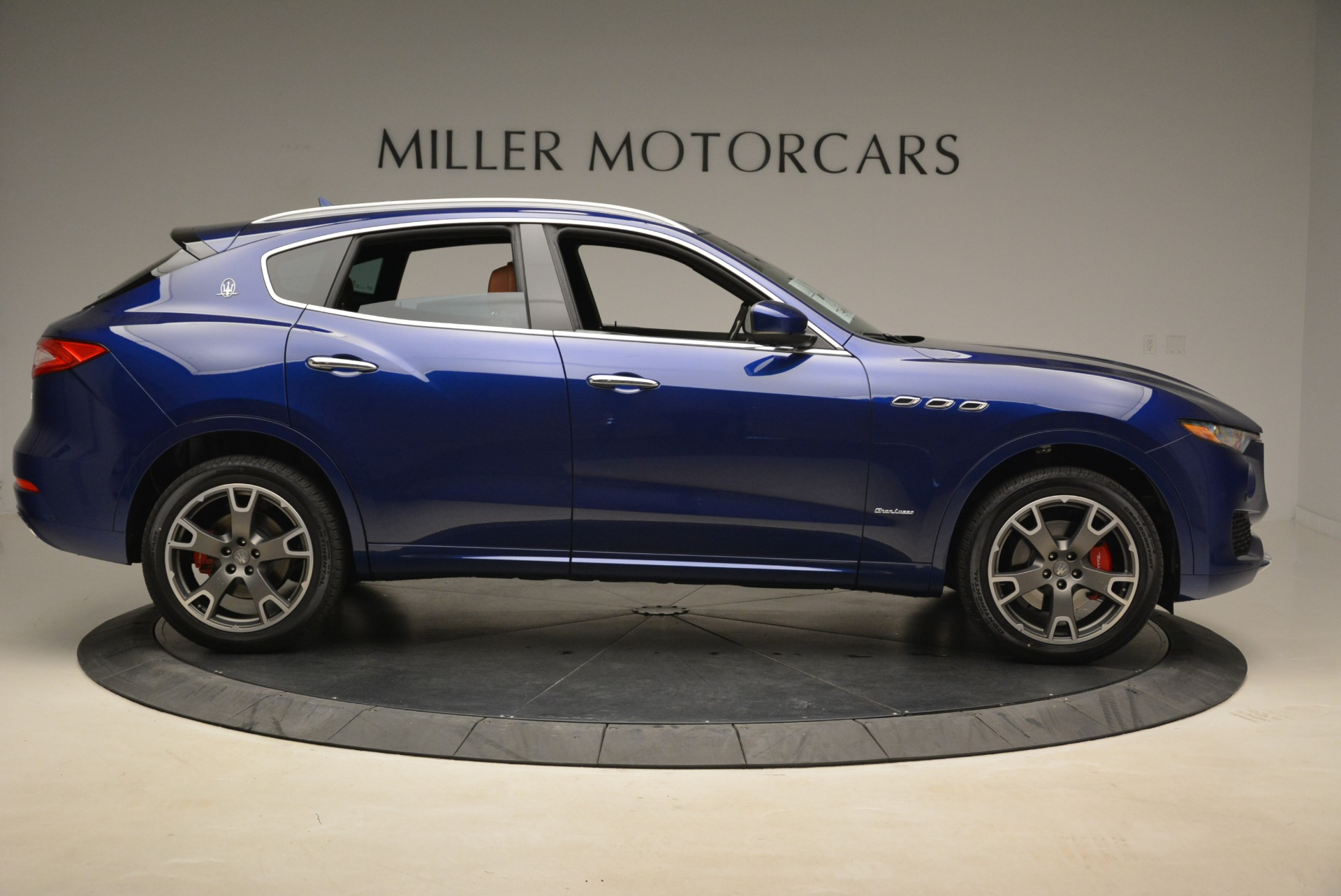 New 2018 Maserati Levante Q4 GranLusso For Sale In Westport, CT 2117_p8