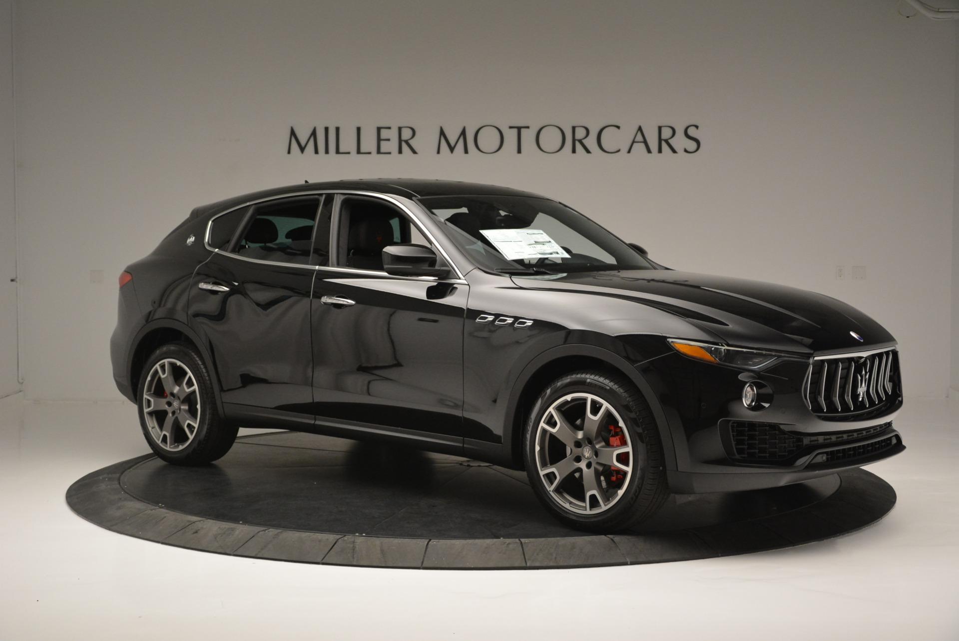 New 2018 Maserati Levante Q4 For Sale In Westport, CT 2122_p14