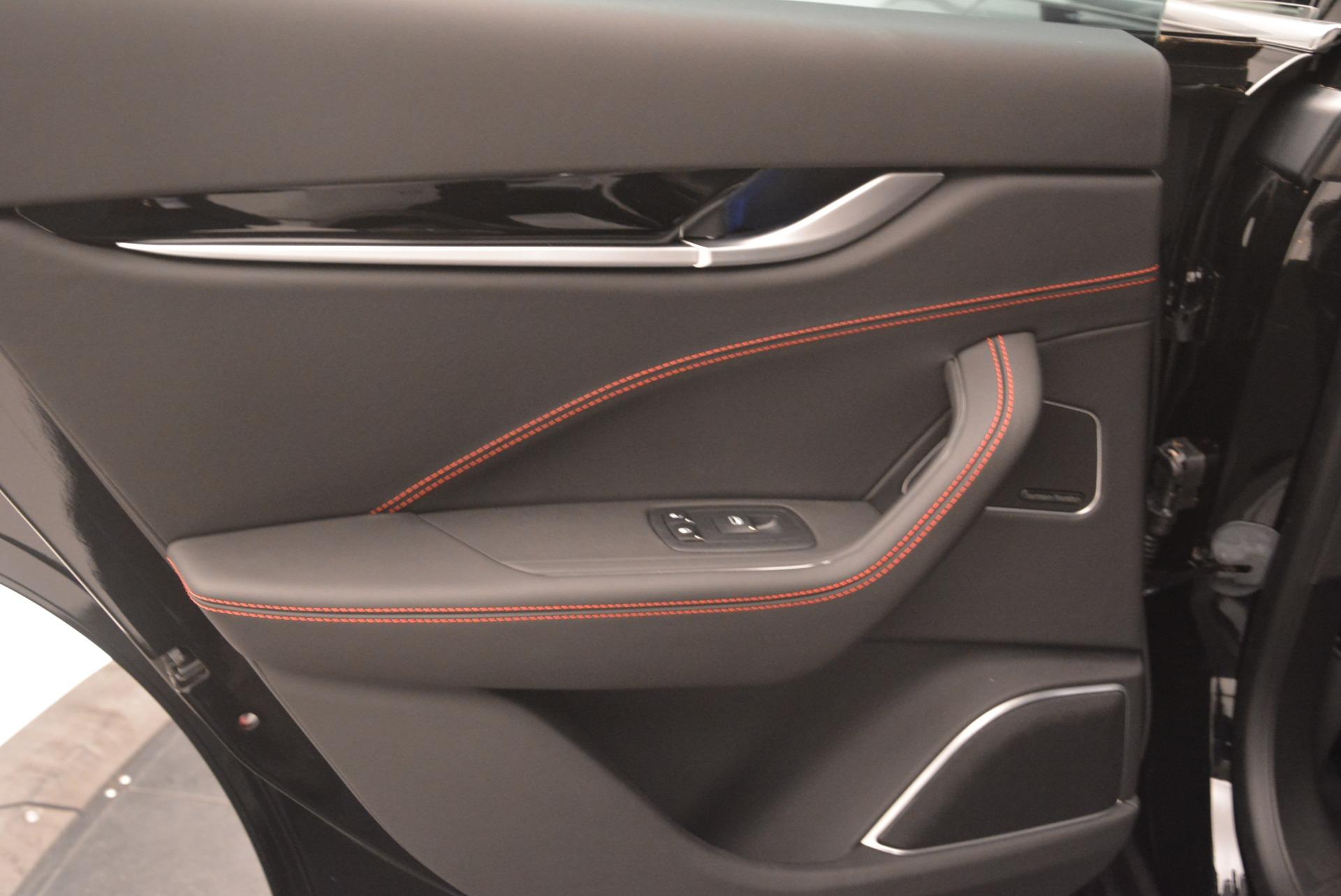 New 2018 Maserati Levante Q4 For Sale In Westport, CT 2122_p22