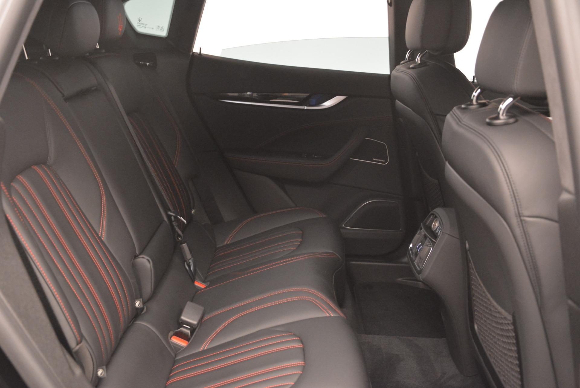 New 2018 Maserati Levante Q4 For Sale In Westport, CT 2122_p23