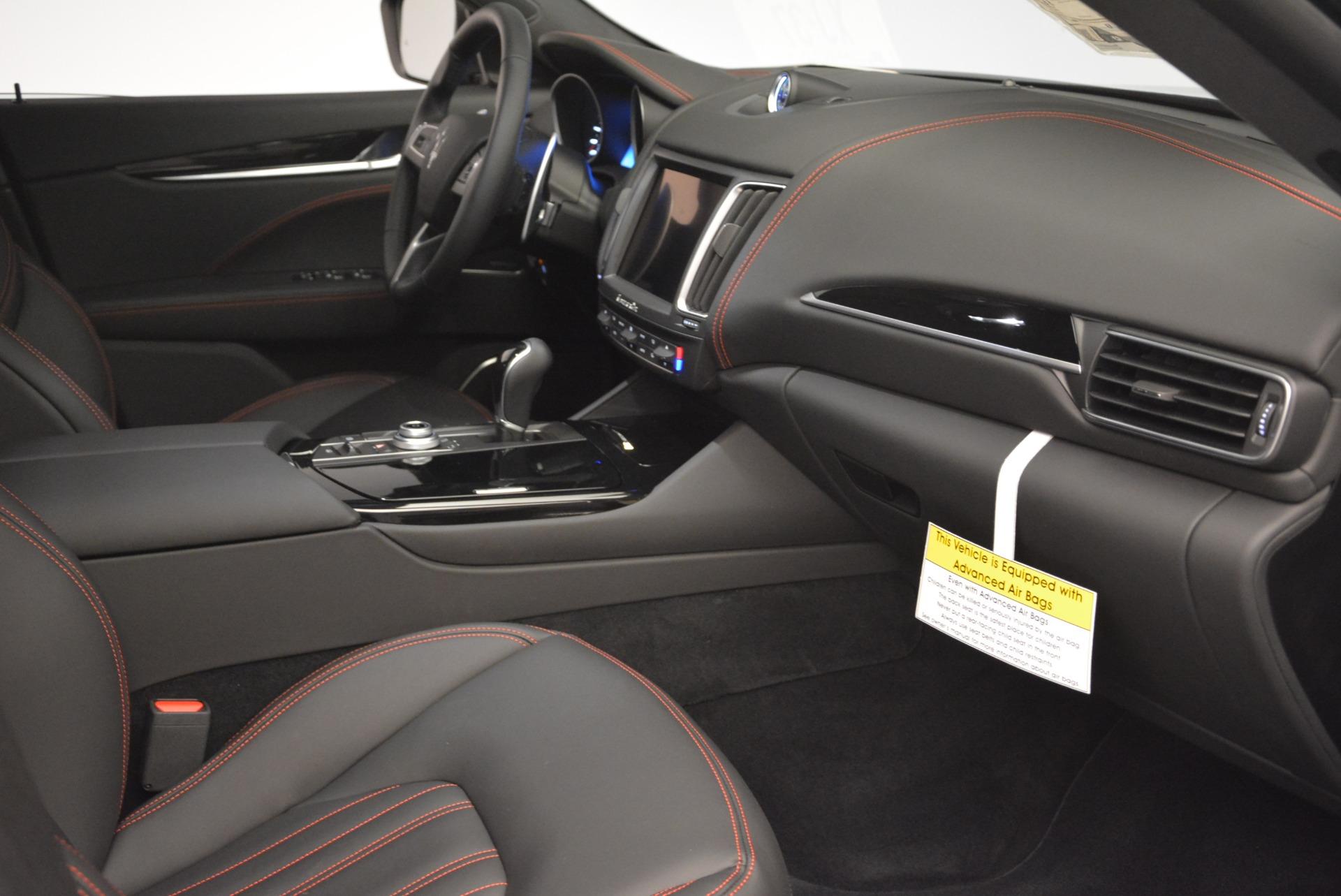 New 2018 Maserati Levante Q4 For Sale In Westport, CT 2122_p25
