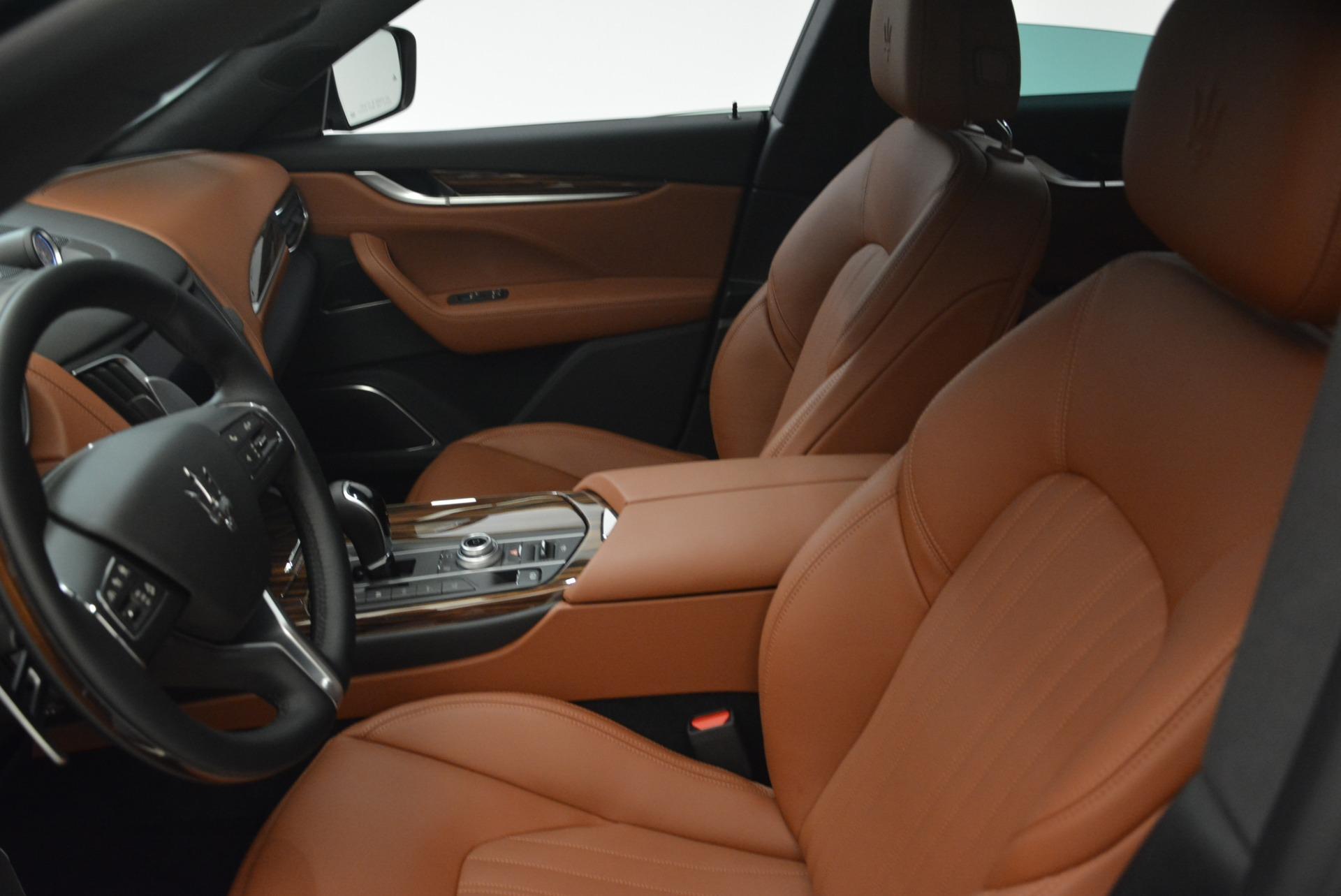 New 2018 Maserati Levante S Q4 GranLusso For Sale In Westport, CT 2124_p13