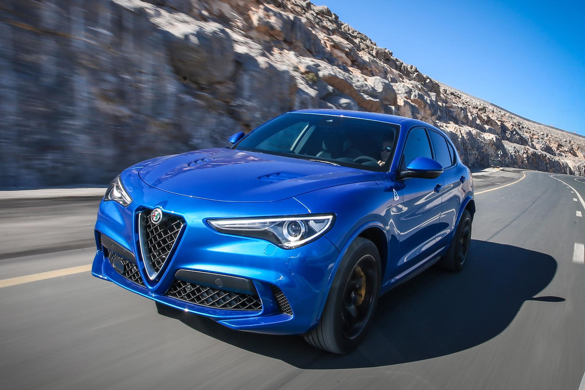 Alfa Romeo Stelvio QuadrifoglioCurrently Taking Orders Stock - Www alfa romeo