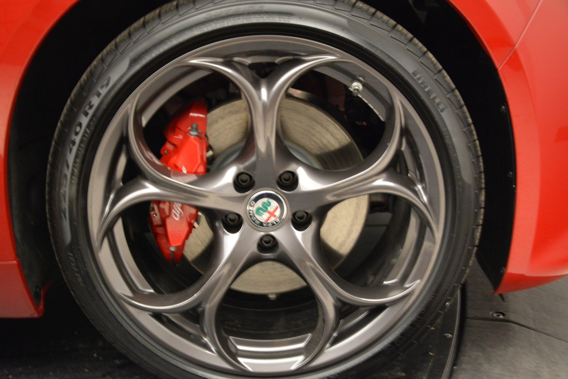 New 2018 Alfa Romeo Giulia Ti Sport Q4 For Sale In Westport, CT 2127_p25