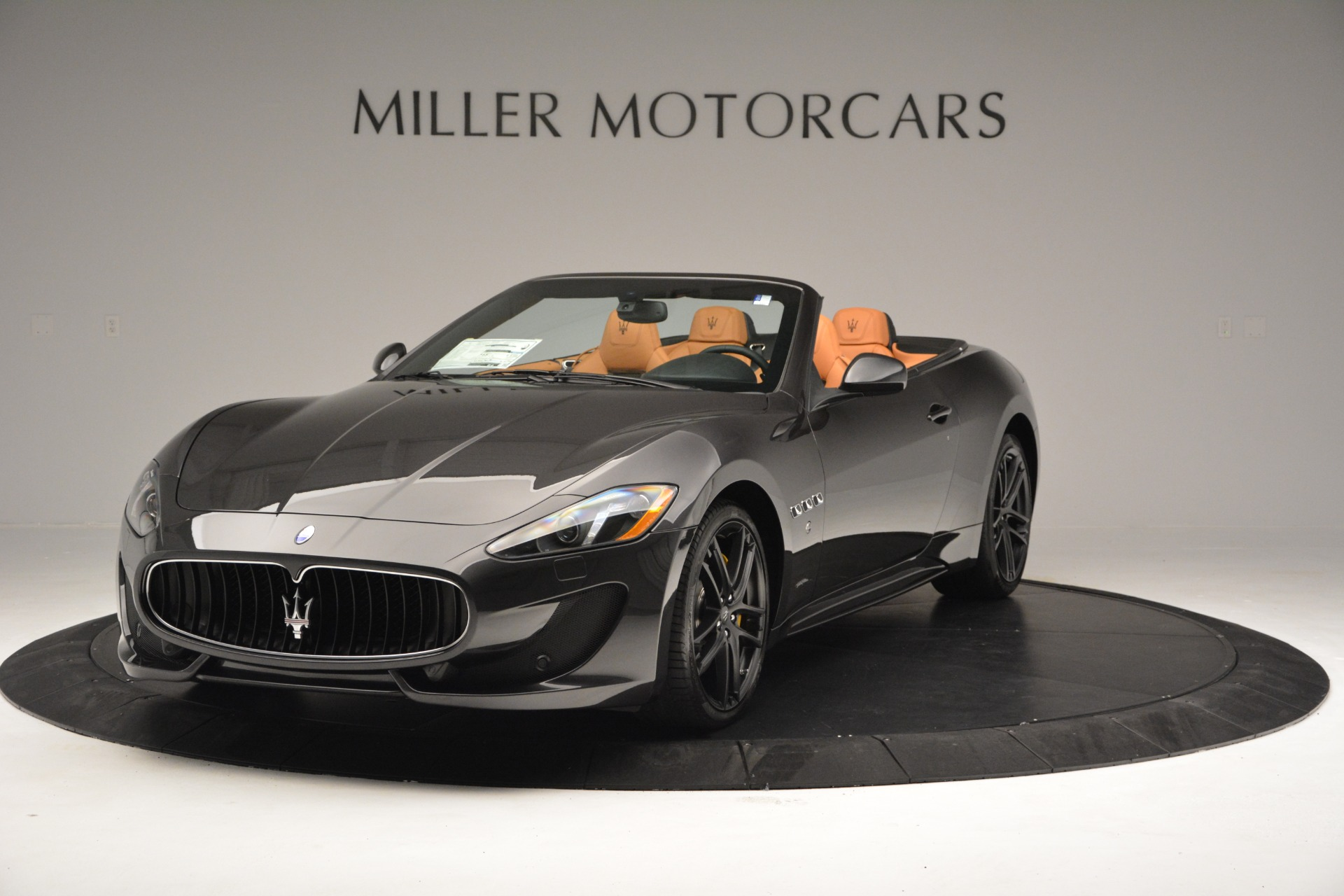 Used 2015 Maserati GranTurismo Sport Convertible For Sale In Westport, CT
