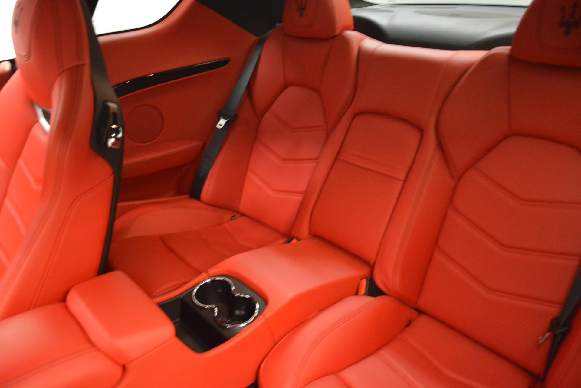 Used 2014 Maserati GranTurismo Sport For Sale In Westport, CT 2131_p16