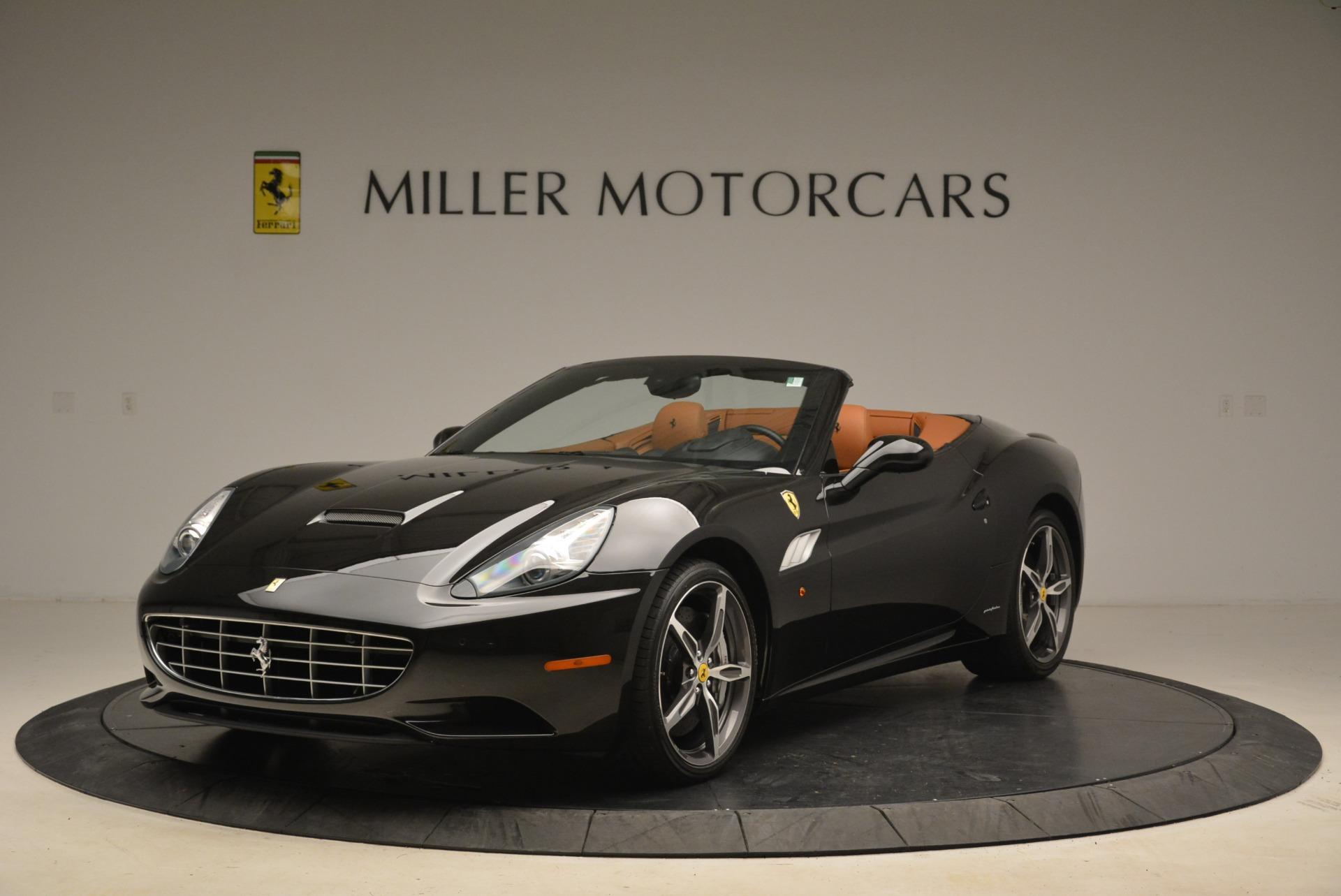 Used 2014 Ferrari California 30 For Sale In Westport, CT 2132_main