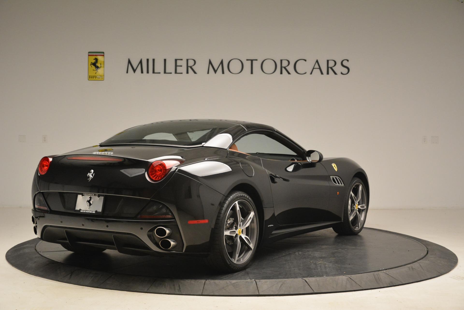 Used 2014 Ferrari California 30 For Sale In Westport, CT 2132_p19