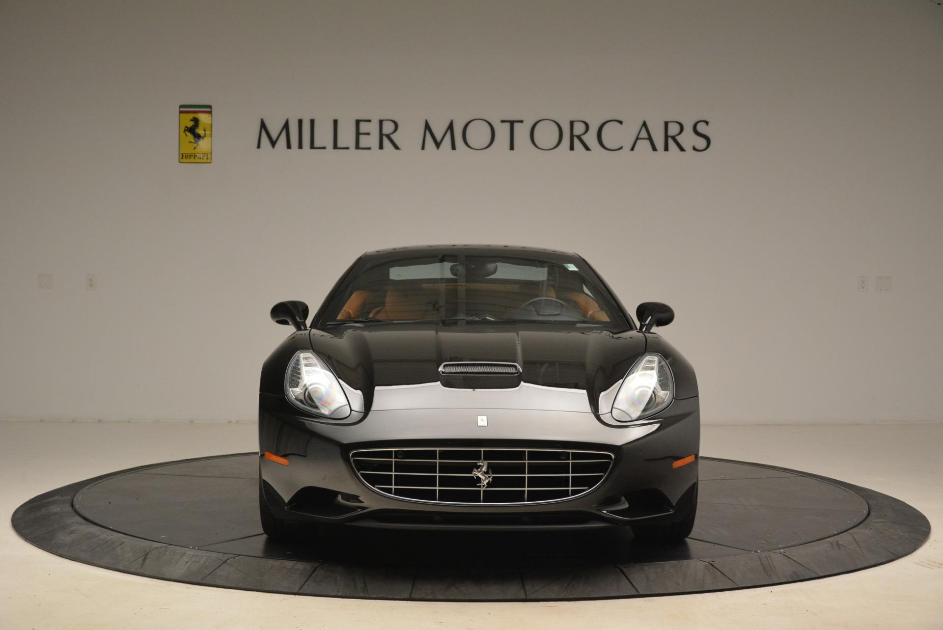 Used 2014 Ferrari California 30 For Sale In Westport, CT 2132_p24