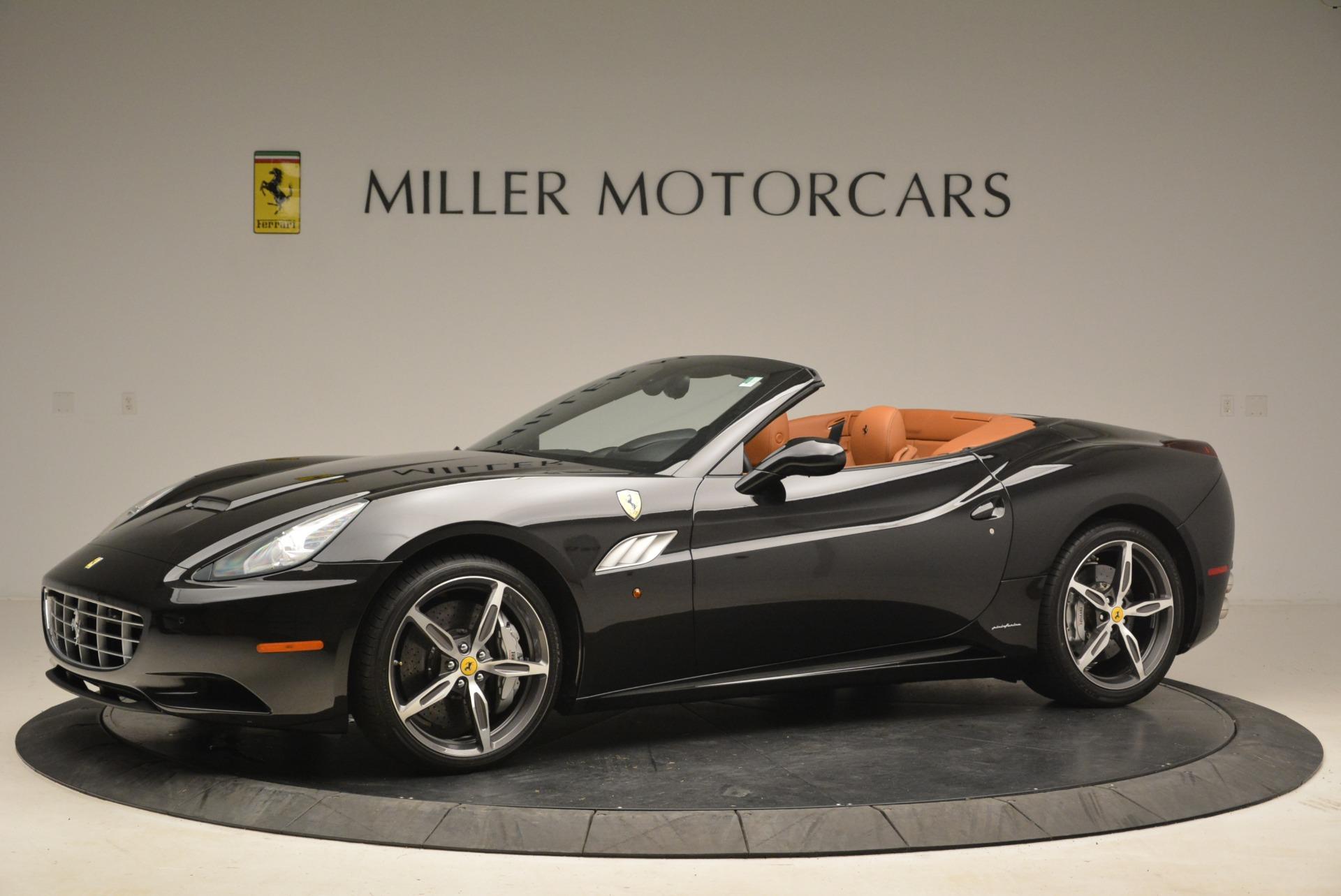 Used 2014 Ferrari California 30 For Sale In Westport, CT 2132_p2