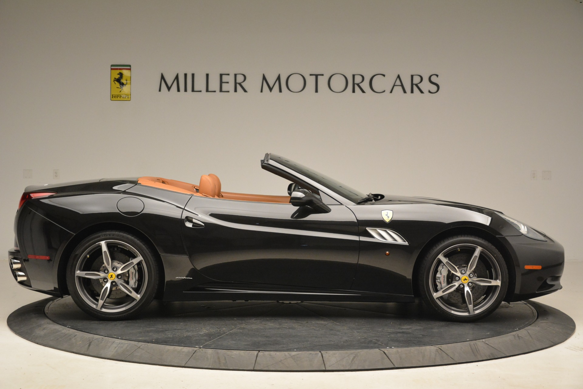 Used 2014 Ferrari California 30 For Sale In Westport, CT 2132_p9