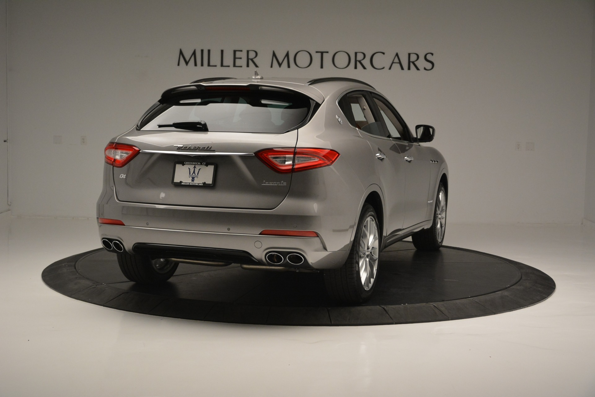 New 2018 Maserati Levante Q4 GranSport For Sale In Westport, CT 2133_p10