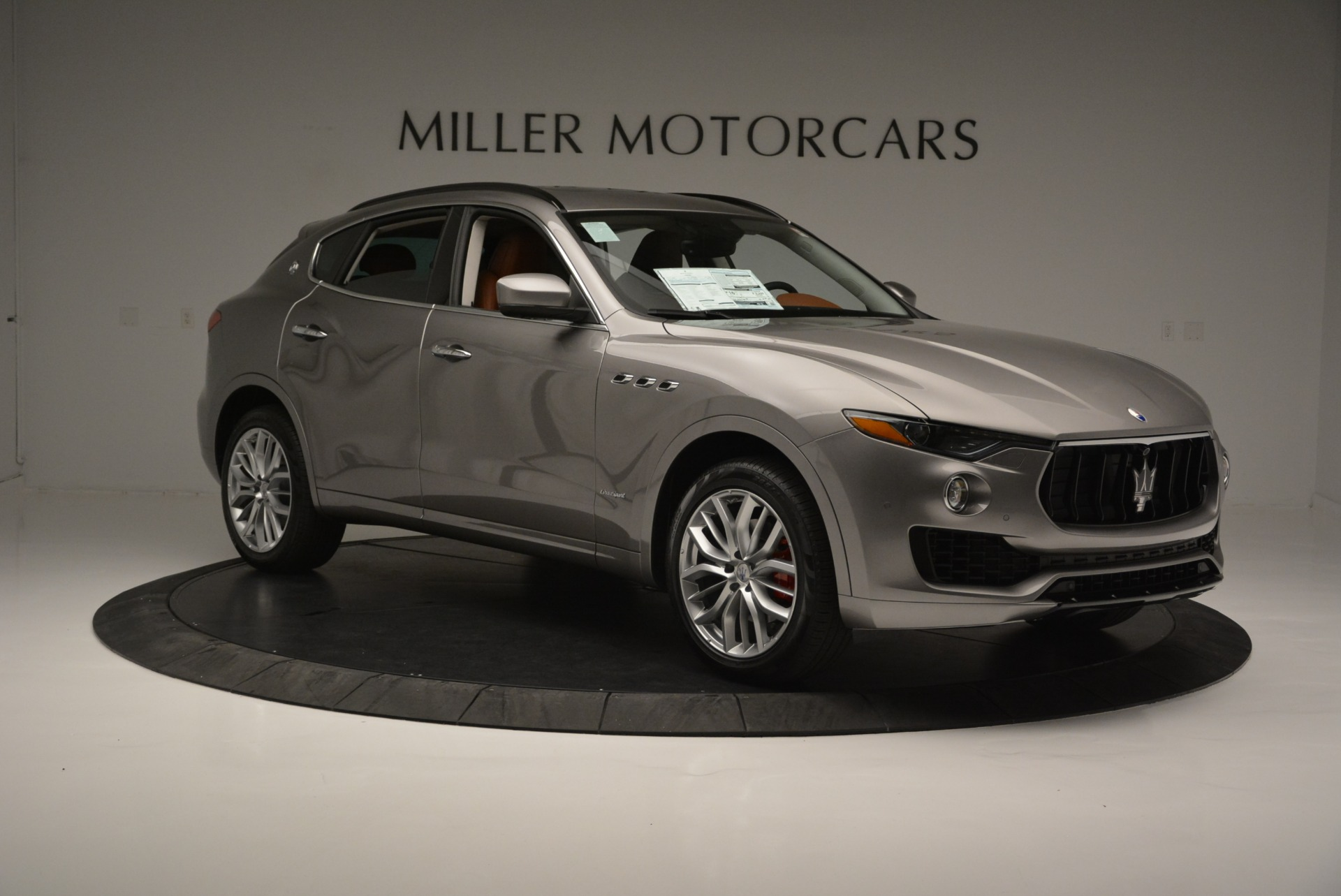 New 2018 Maserati Levante Q4 GranSport For Sale In Westport, CT 2133_p15